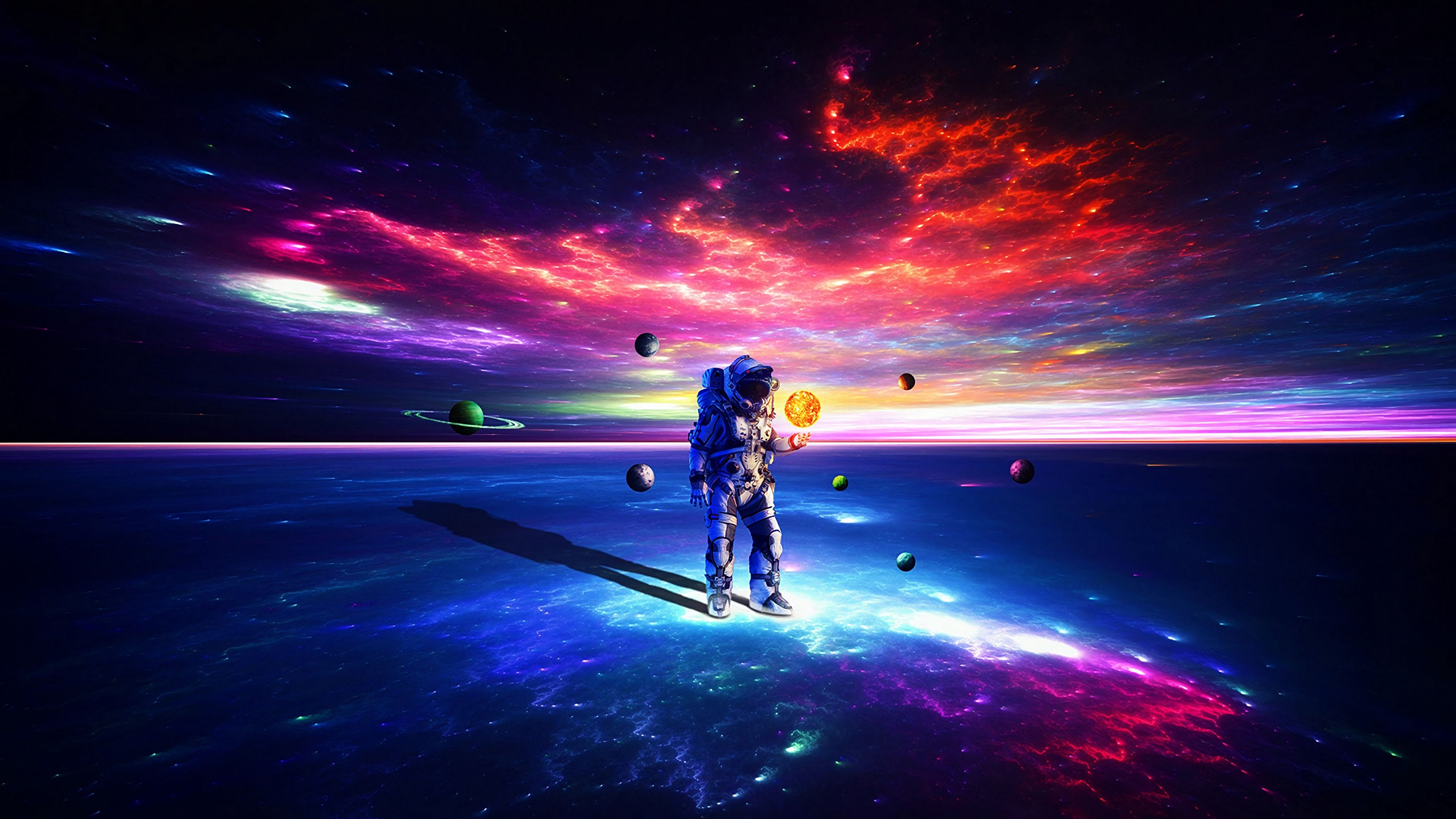 Astronaut 3840x2160 Wallpapers - Top
