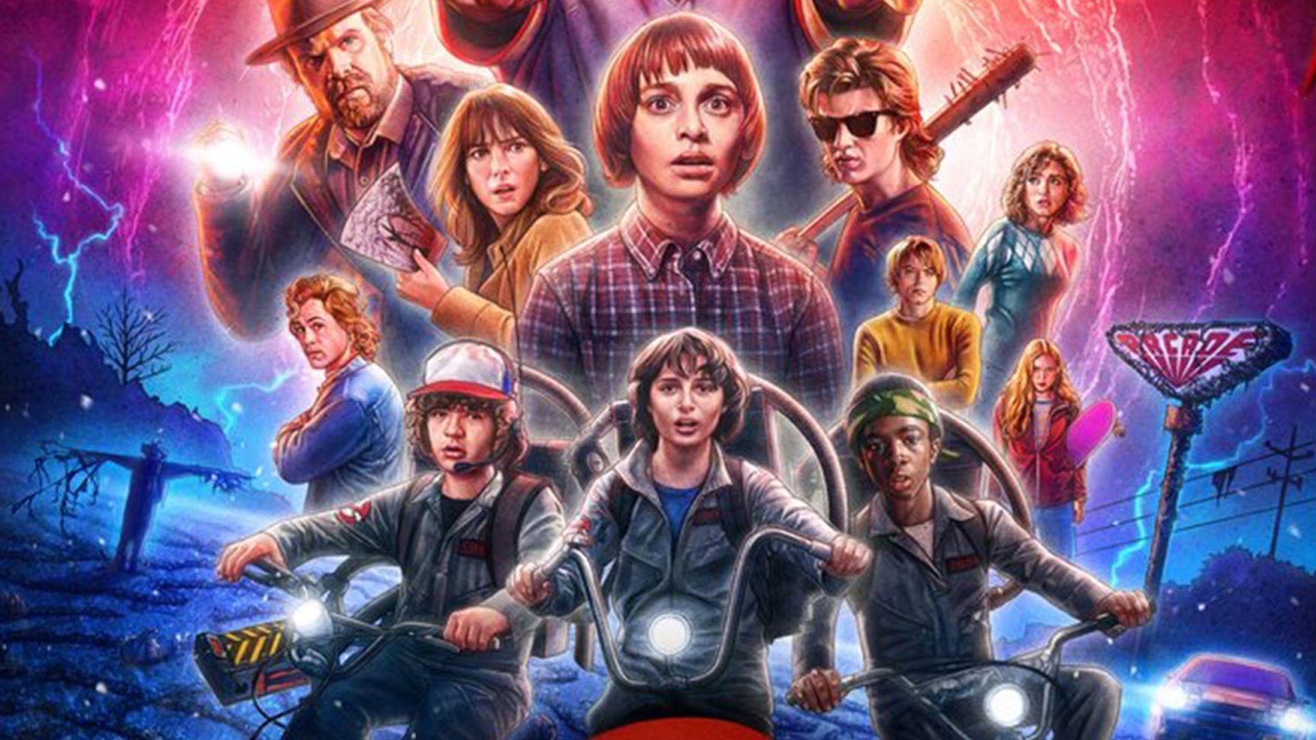 Stranger Things Season 3 Wallpapers Top Free Stranger Things