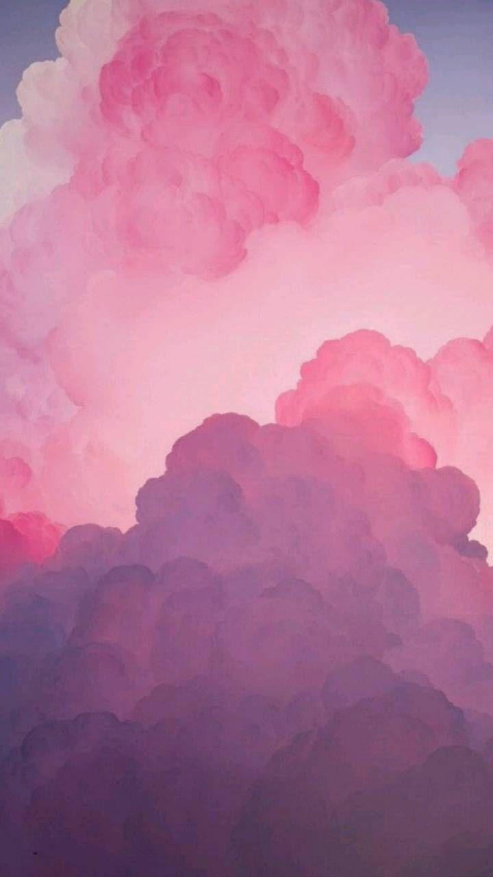 Aesthetic Pink Cloud Wallpapers Top Free Aesthetic Pink Cloud