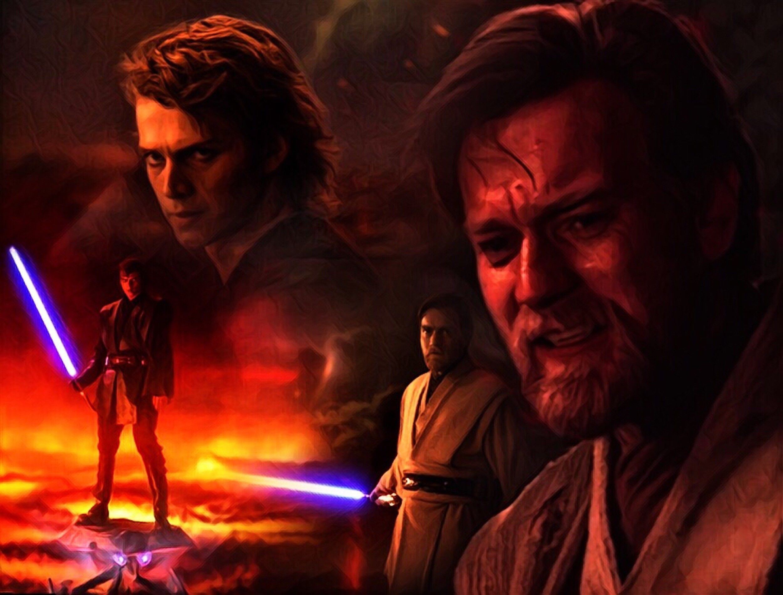 Obi Wan Wallpapers Top Free Obi Wan Backgrounds Wallpaperaccess
