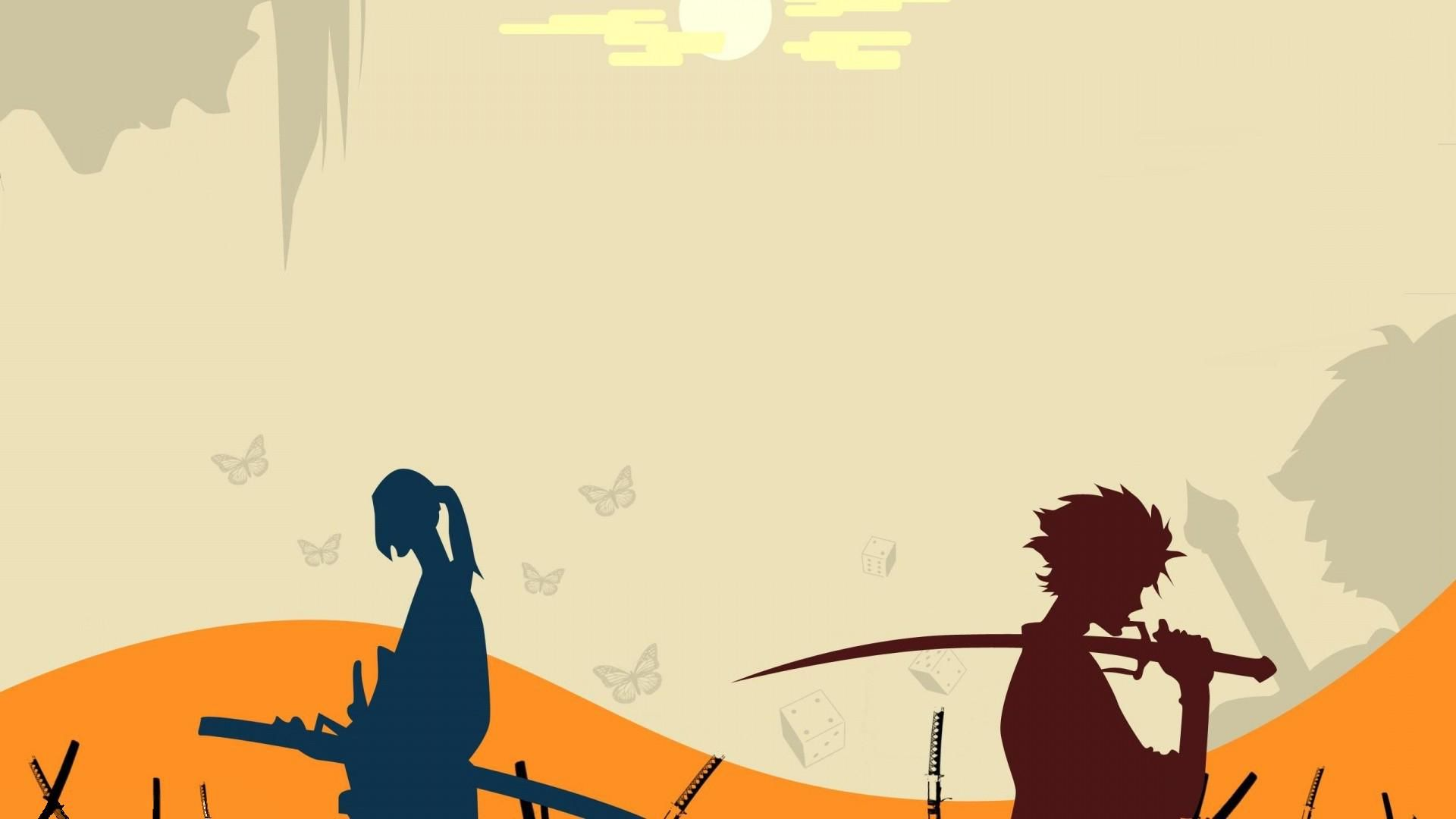 Samurai Champloo Phone Wallpapers Top Free Samurai