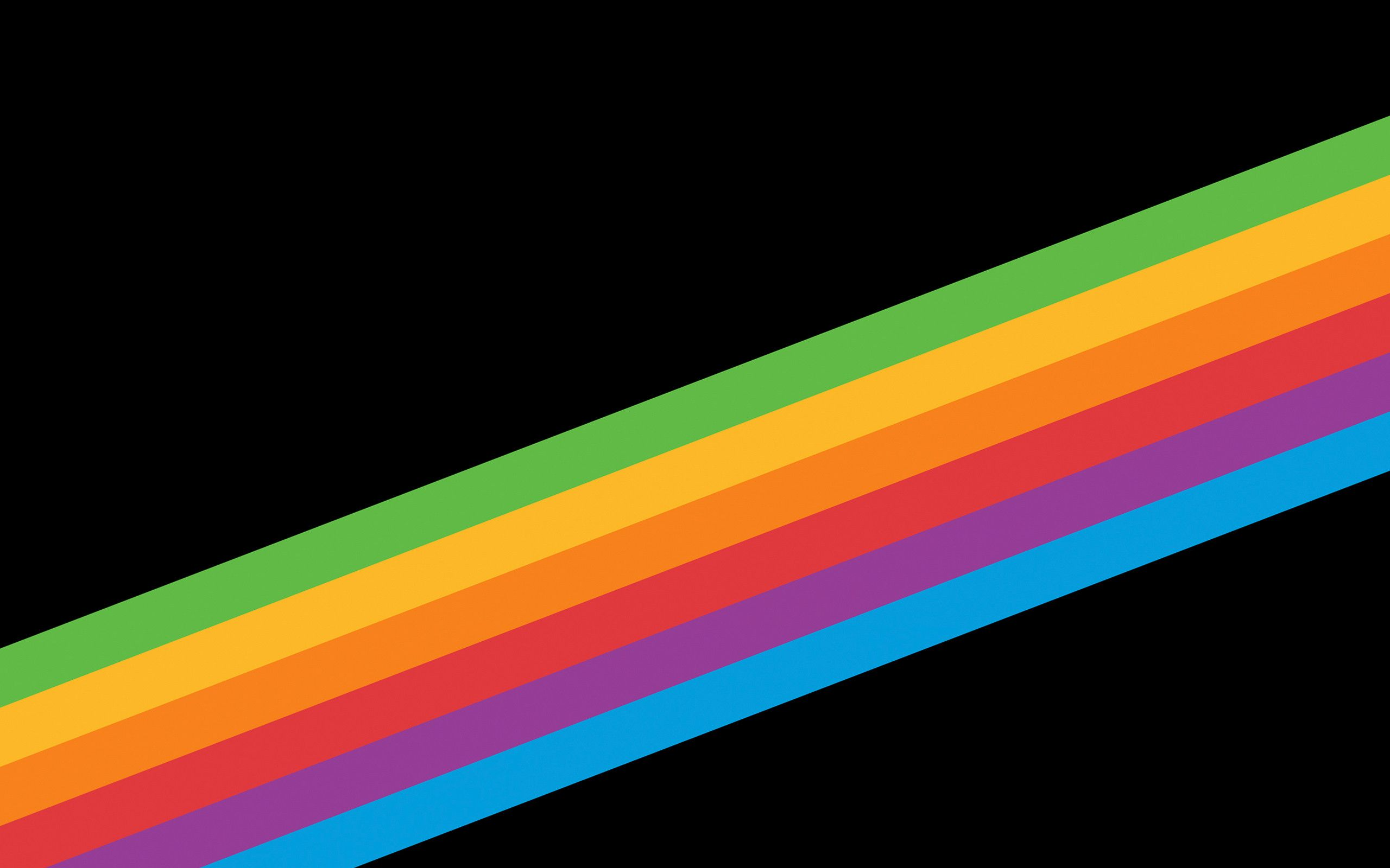 Aesthetic Rainbow Wallpapers Top Free Aesthetic Rainbow