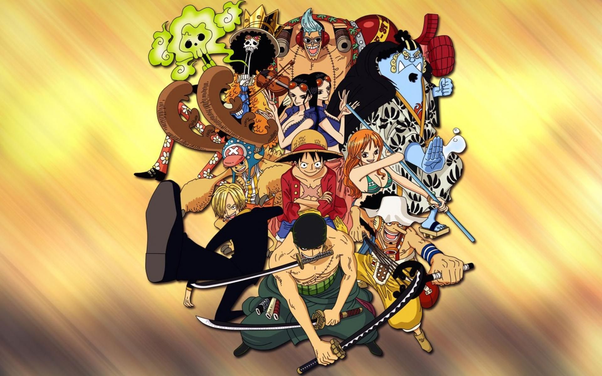 One Piece New World Wallpapers Top Free One Piece New