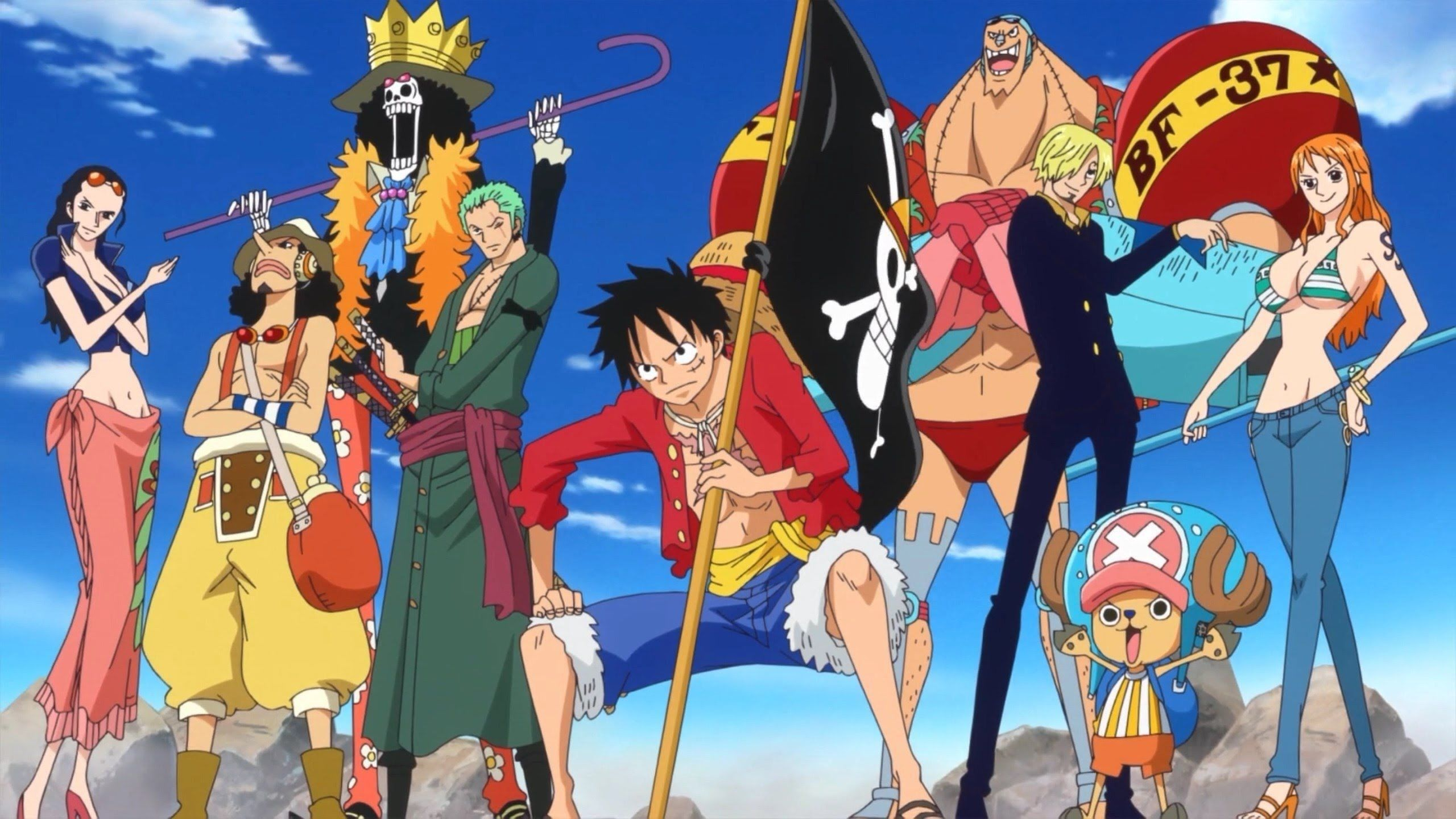 One Piece Crew Wallpapers Top Free One Piece Crew