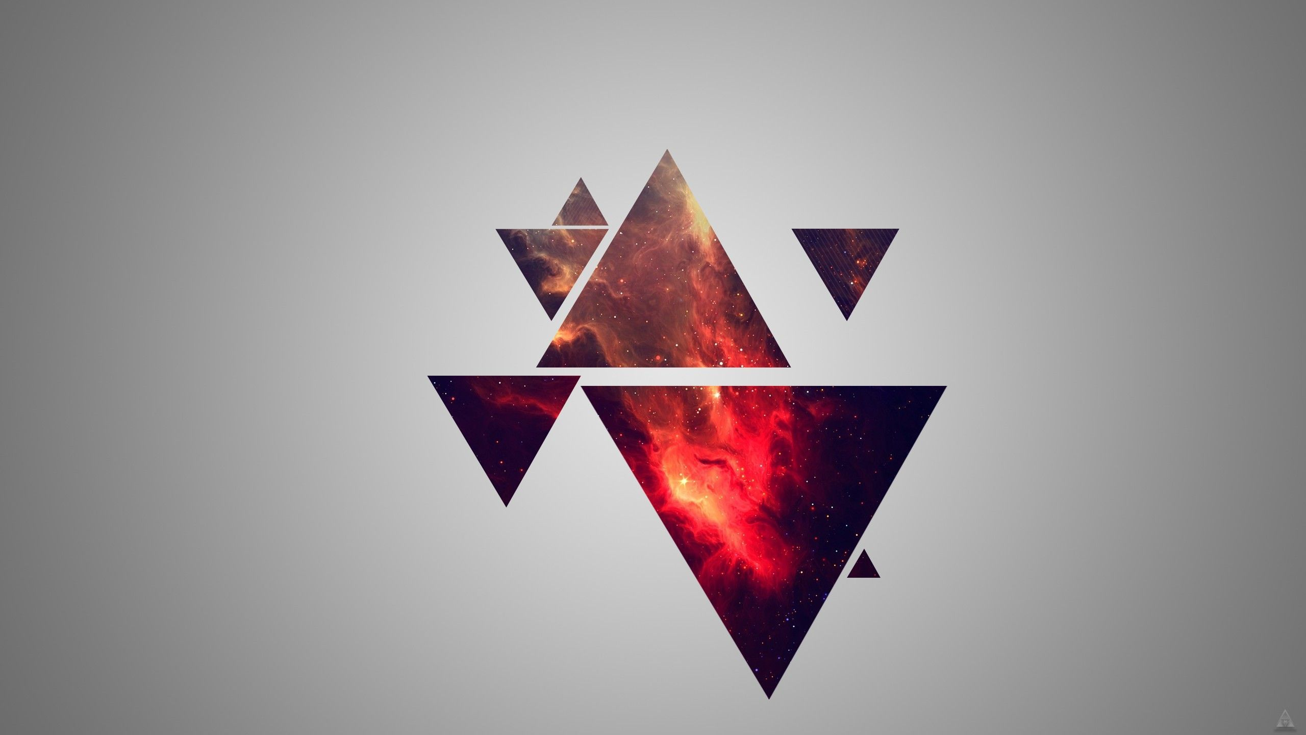 Galaxy Triangle Wallpapers Top Free Galaxy Triangle Backgrounds Wallpaperaccess