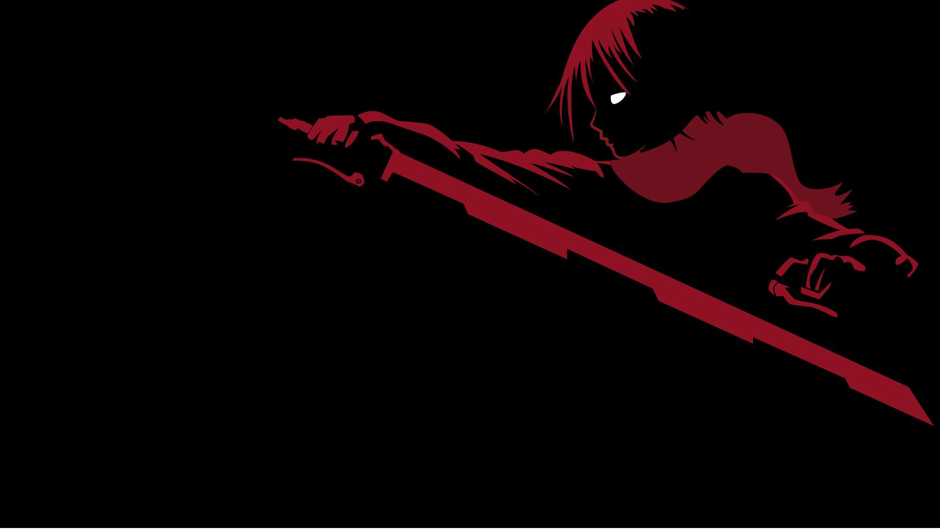 Red Anime Wallpapers Top Free Red Anime Backgrounds Wallpaperaccess