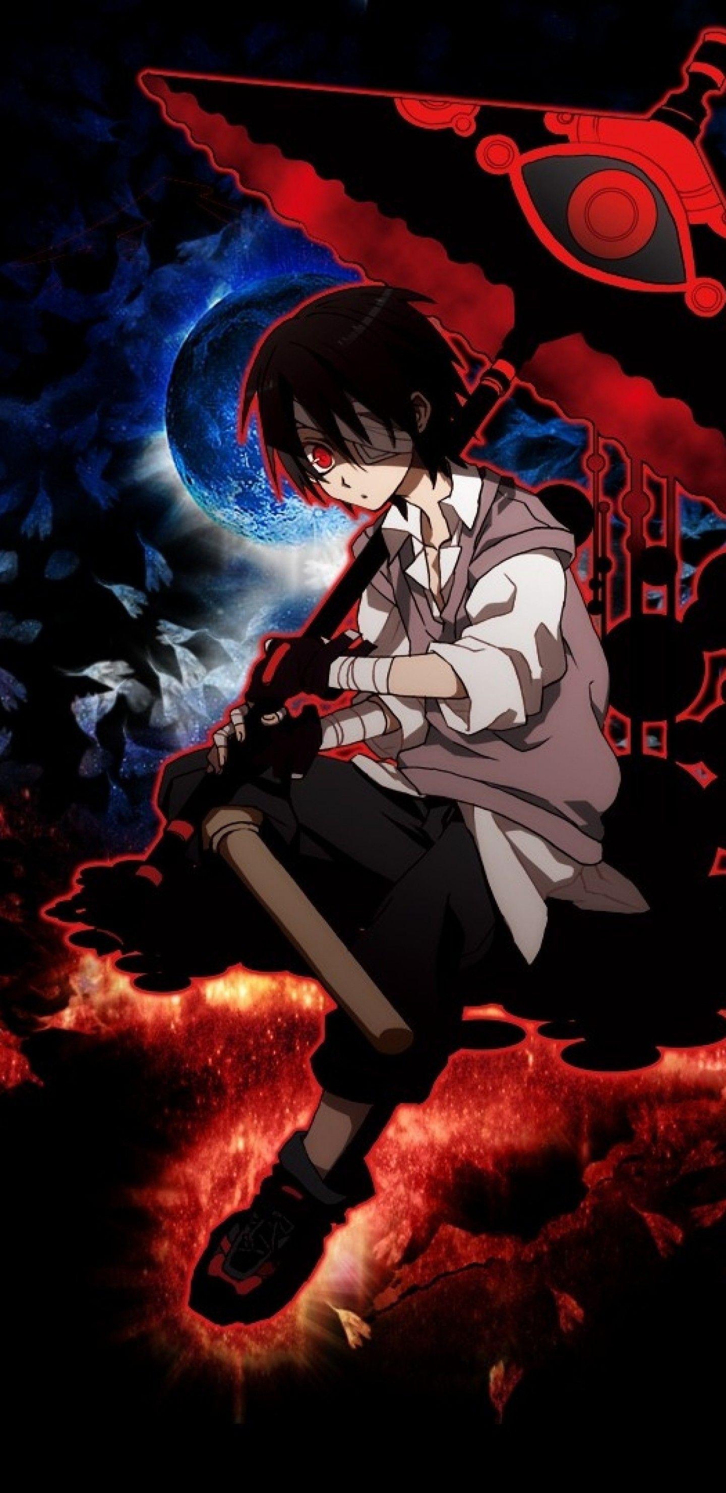 Dark Red Anime Boys Wallpapers Top Free Dark Red Anime Boys Backgrounds Wallpaperaccess