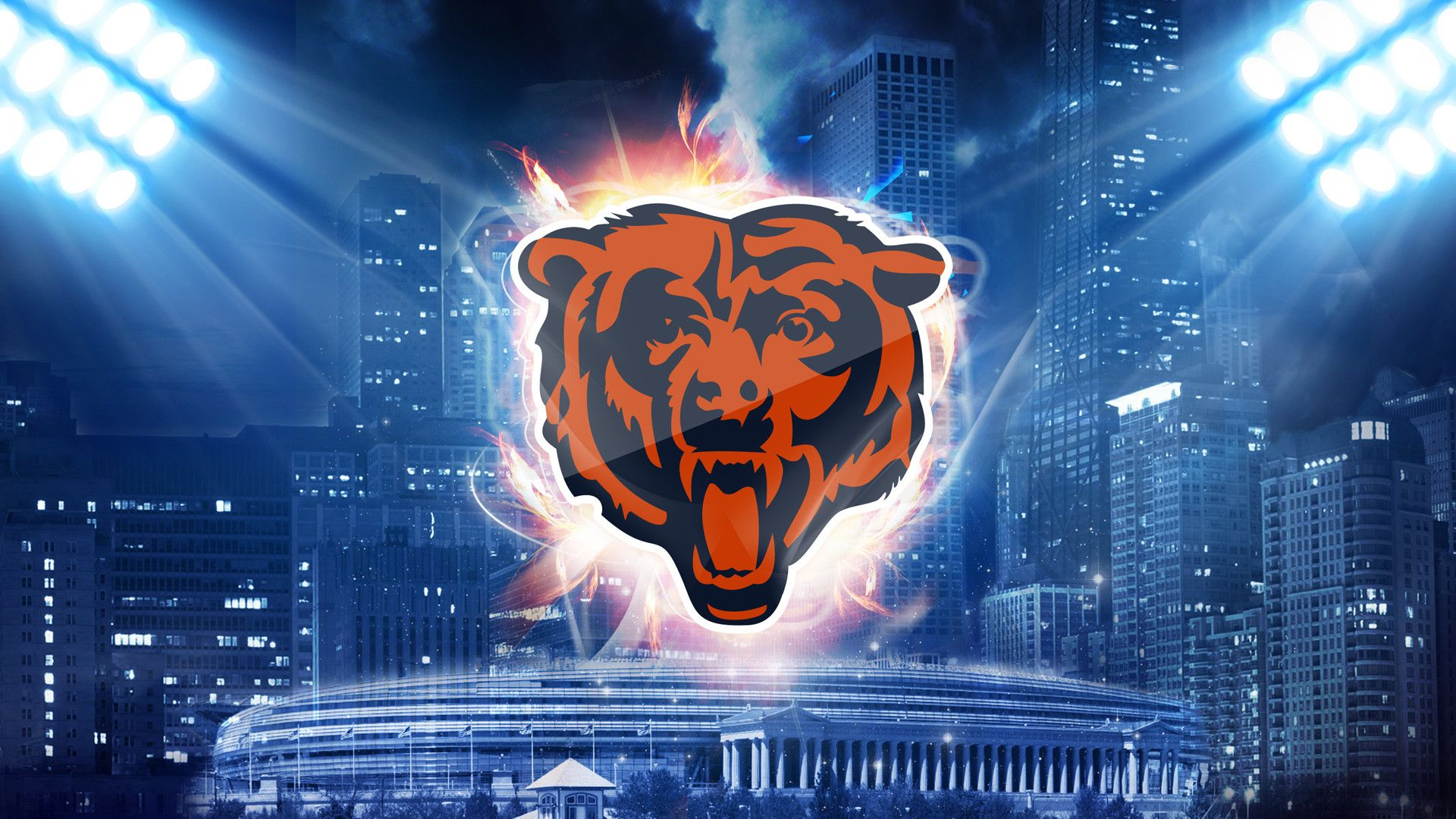 Chicago Bears Wallpapers Top Free Chicago Bears