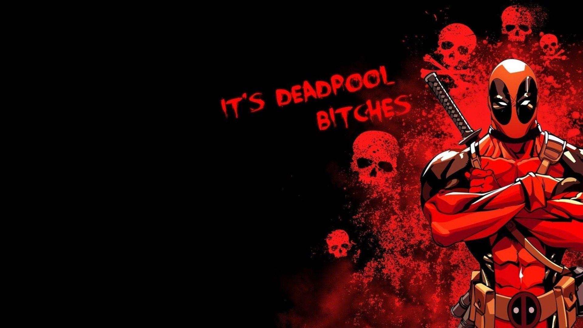 68 Best Free Deadpool Laptop Wallpapers Wallpaperaccess