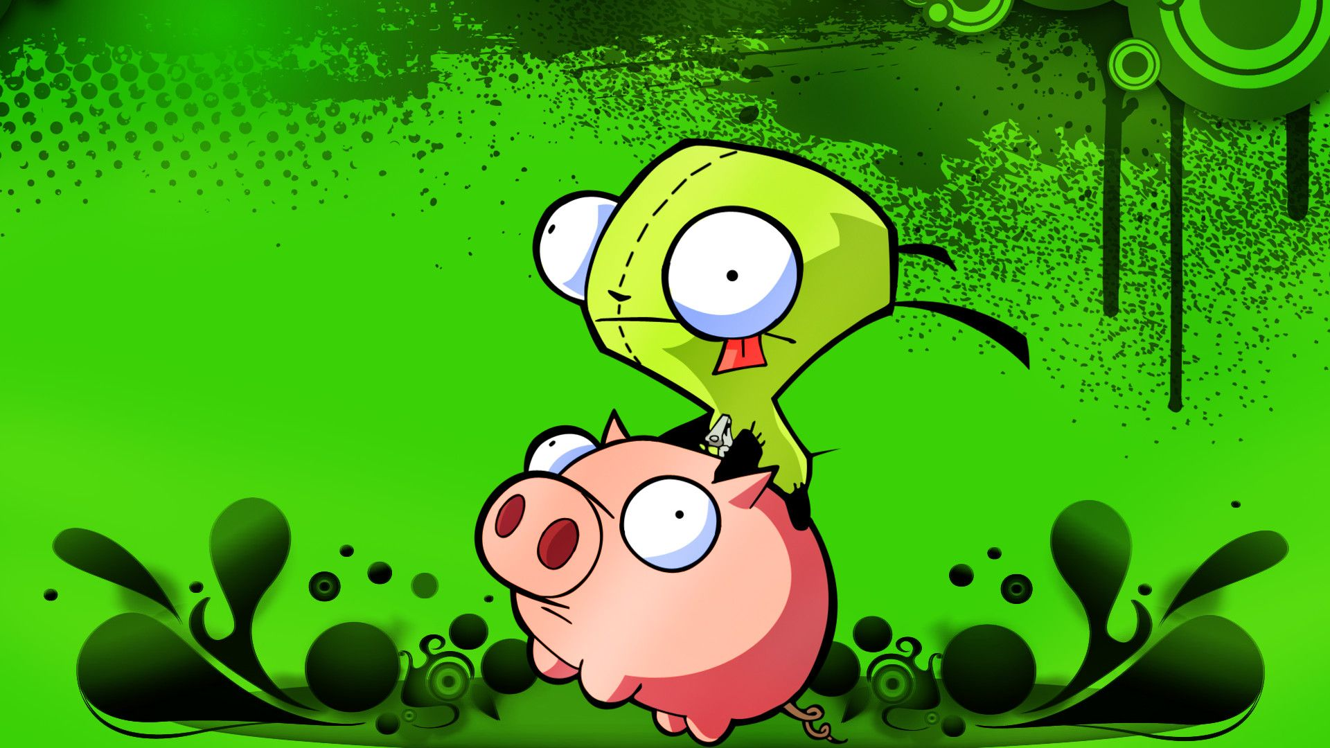 Cute Invader Zim Wallpapers - Top Free Cute Invader Zim ...