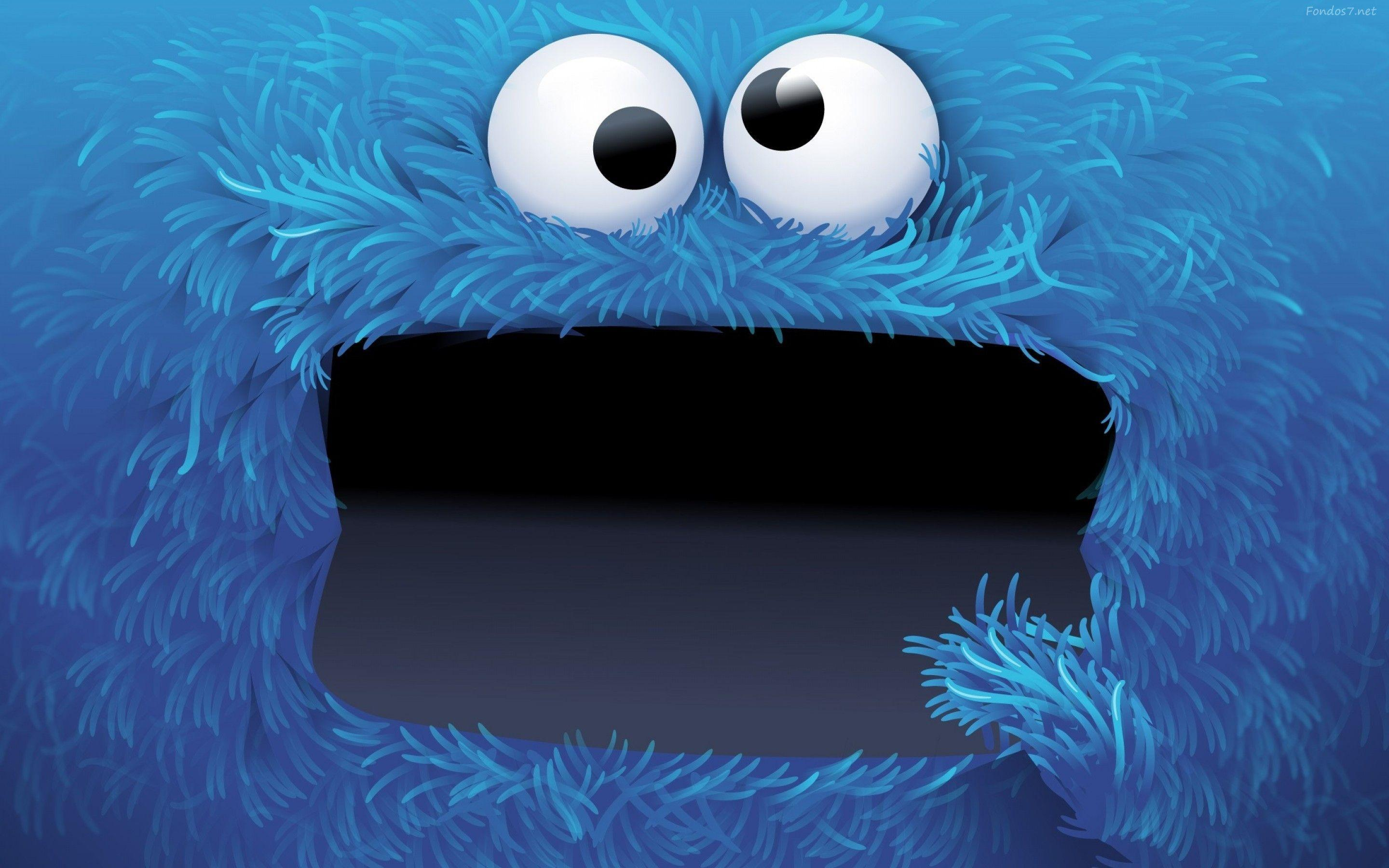 Cookie Monster Wallpapers Top Free Cookie Monster