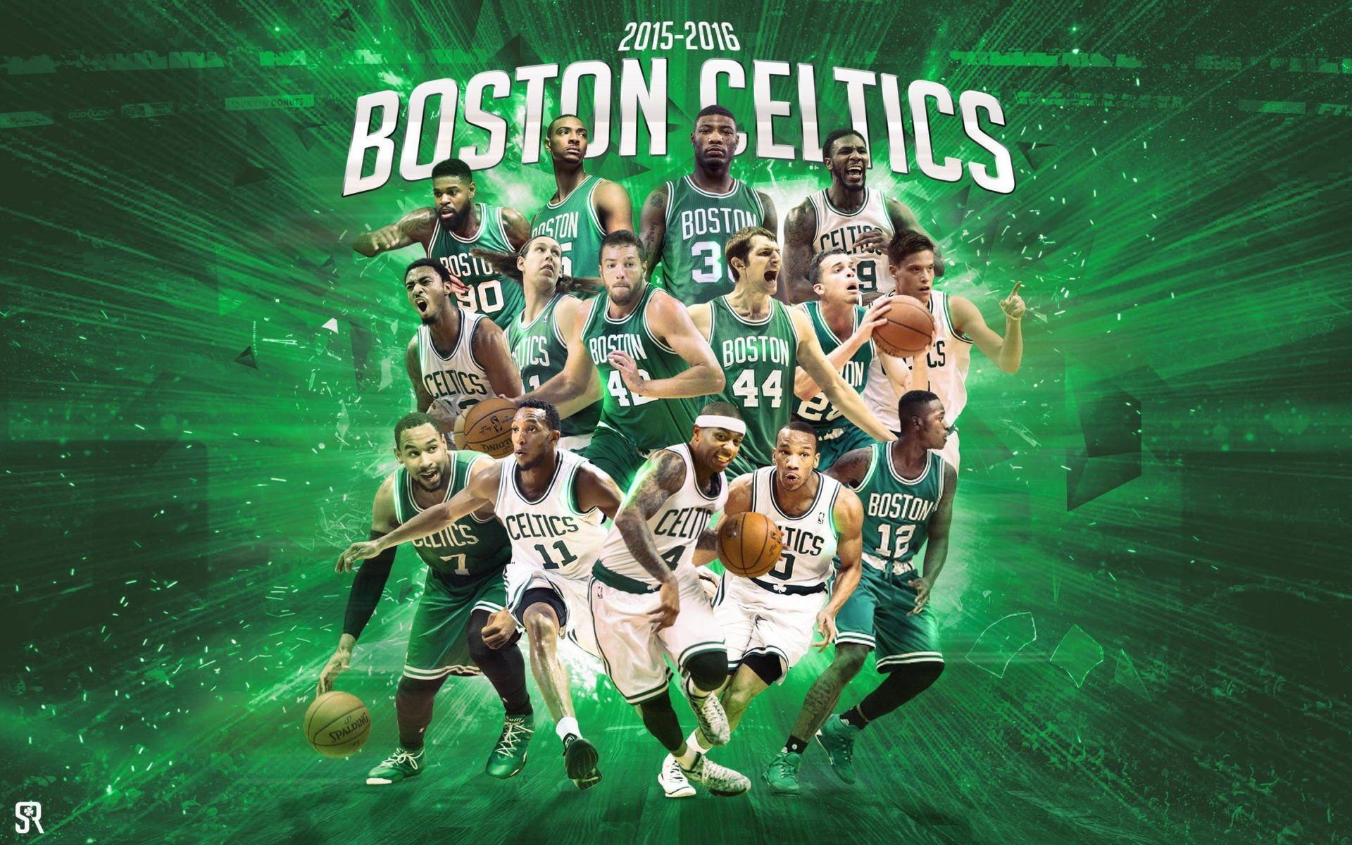 Boston Celtics Wallpapers Top Free Boston Celtics Backgrounds Wallpaperaccess