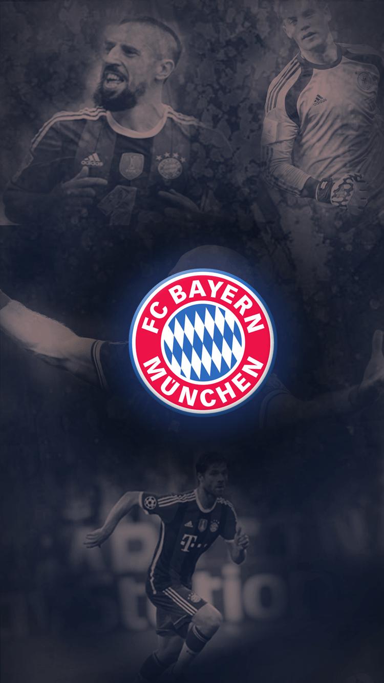Bayern Munich Iphone Wallpapers Top Free Bayern Munich Iphone Backgrounds Wallpaperaccess