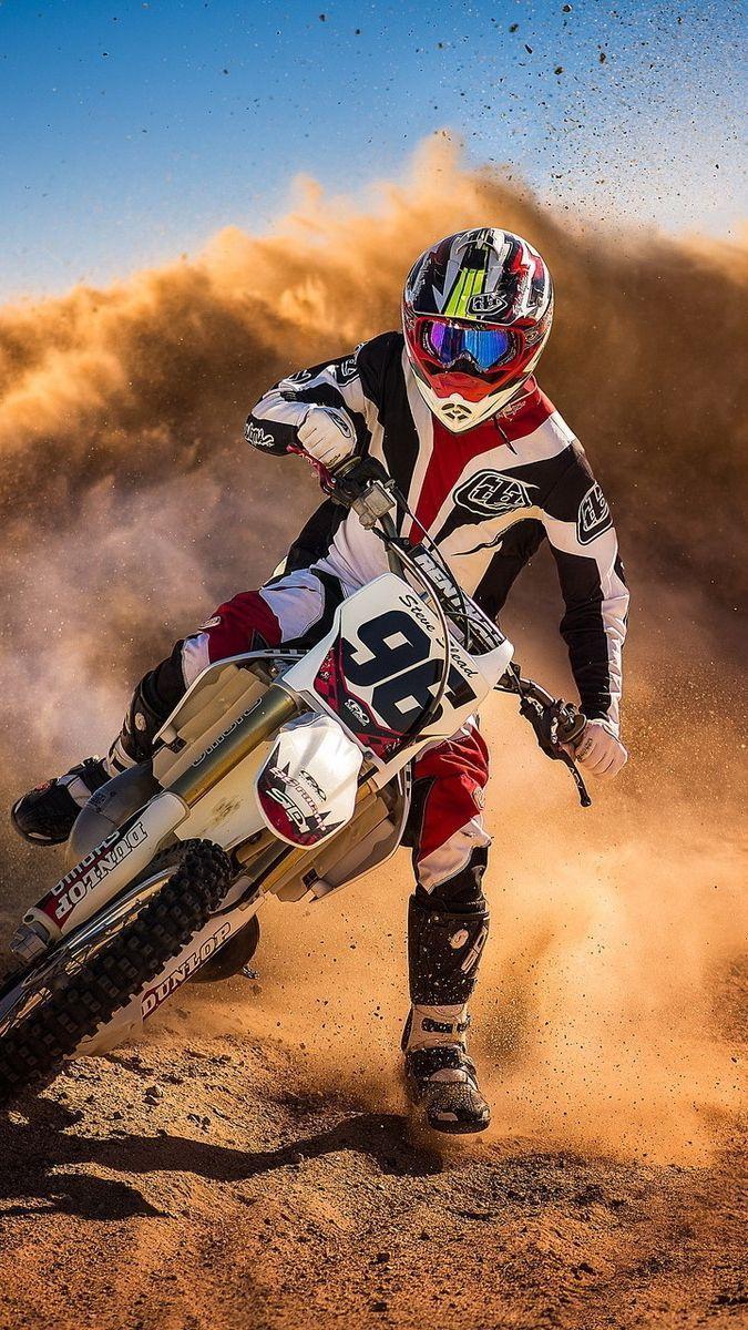 Dirt Bike Iphone Wallpapers Top Free Dirt Bike Iphone Backgrounds Wallpaperaccess