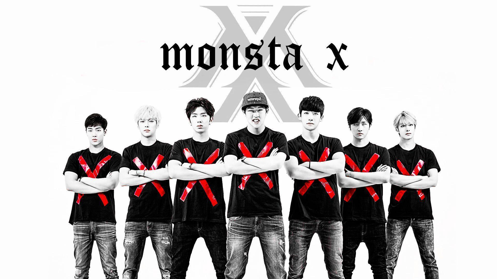 Monsta X Wallpapers Top Free Monsta X Backgrounds Wallpaperaccess