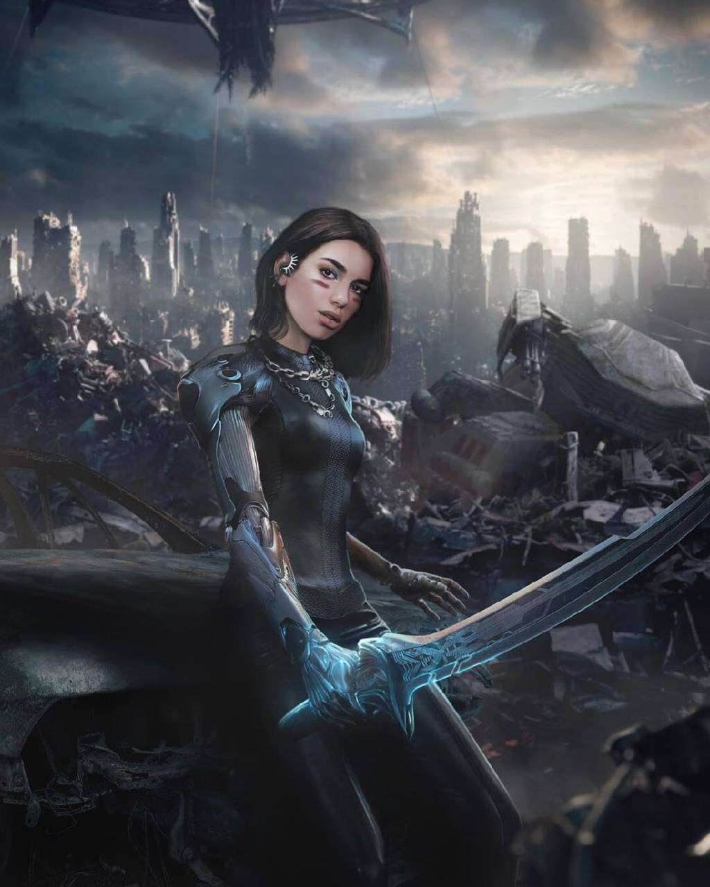 Alita Battle Angel Wallpapers Top Free Alita Battle Angel