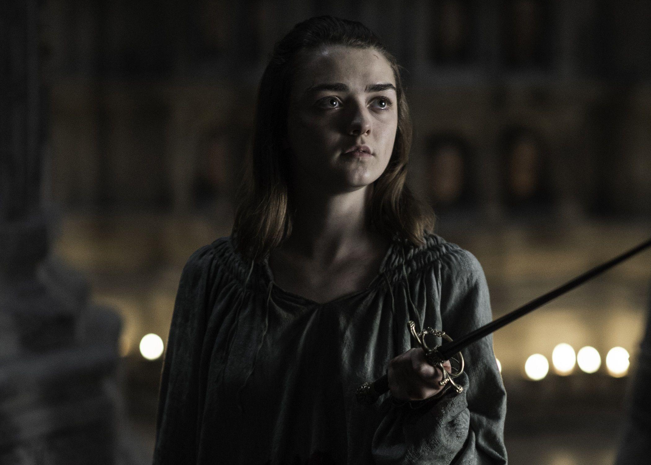 Arya Stark Wallpapers Top Free Arya Stark Backgrounds