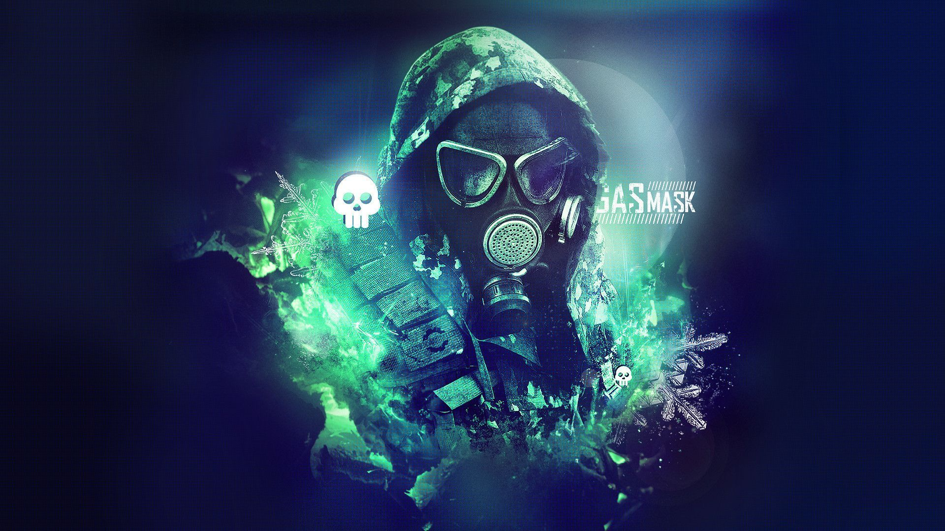 Gas Mask Wallpapers Top Free Gas Mask Backgrounds