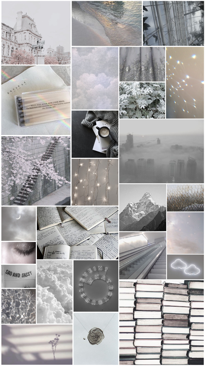 Light Grey Aesthetic Wallpapers Top Free Light Grey Aesthetic