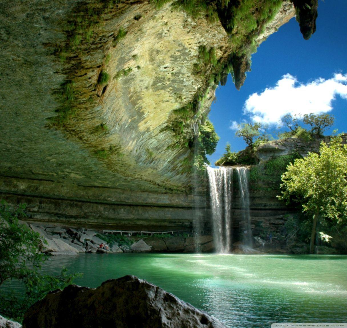 Waterfall Desktop Wallpapers Top Free Waterfall Desktop Backgrounds Wallpaperaccess