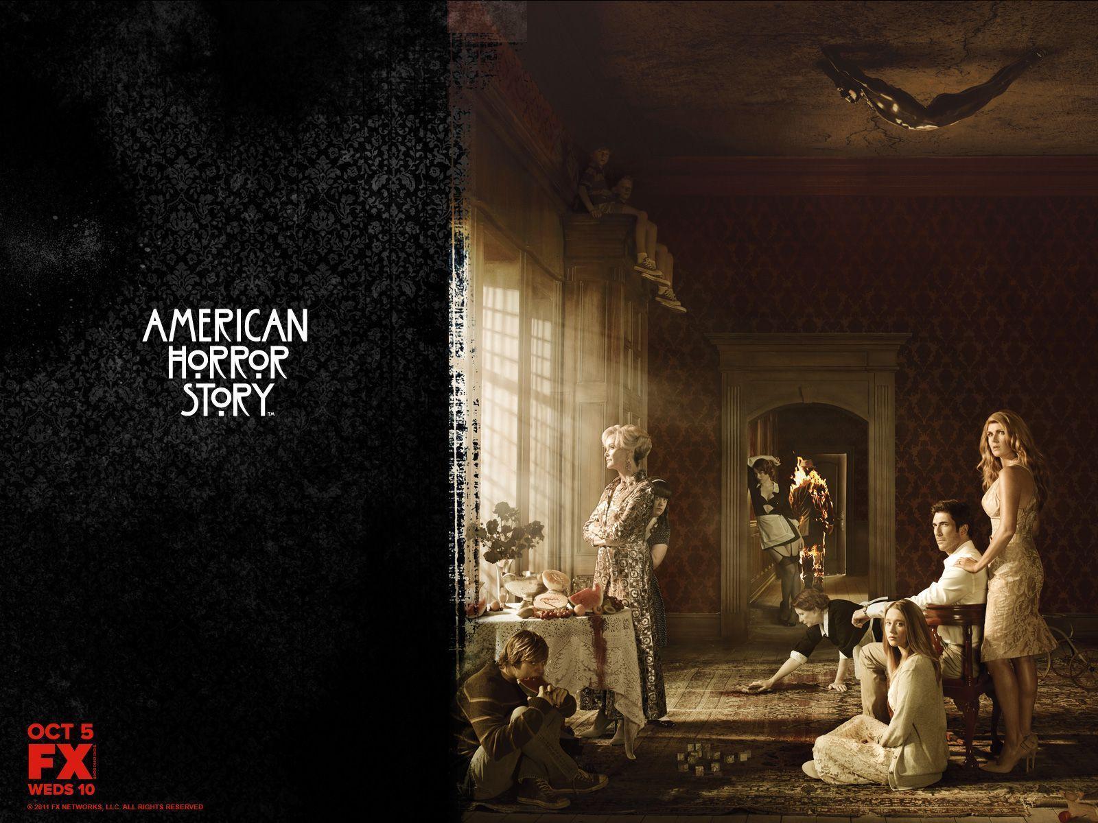 American Horror Story Wallpapers Top Free American Horror