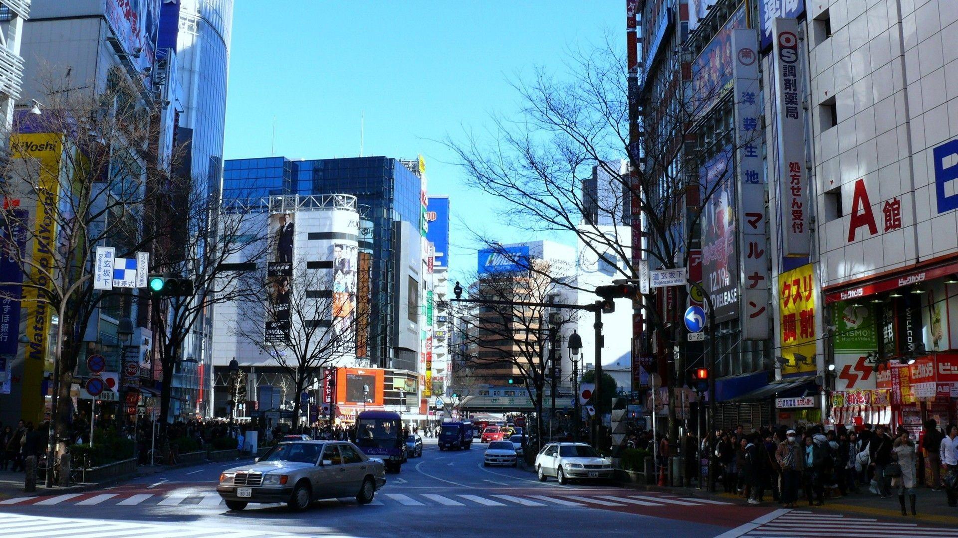 73 Best Free Japan Street Wallpapers