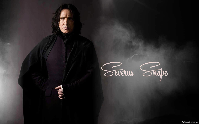Professor Severus Snape Wallpapers Top Free Professor