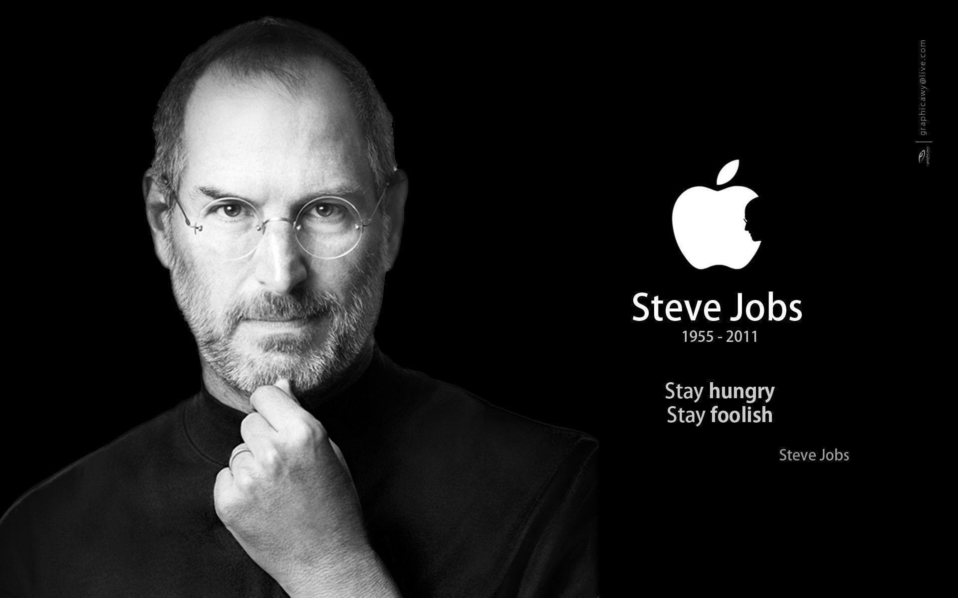 Steve Jobs Wallpapers Top Free Steve Jobs Backgrounds