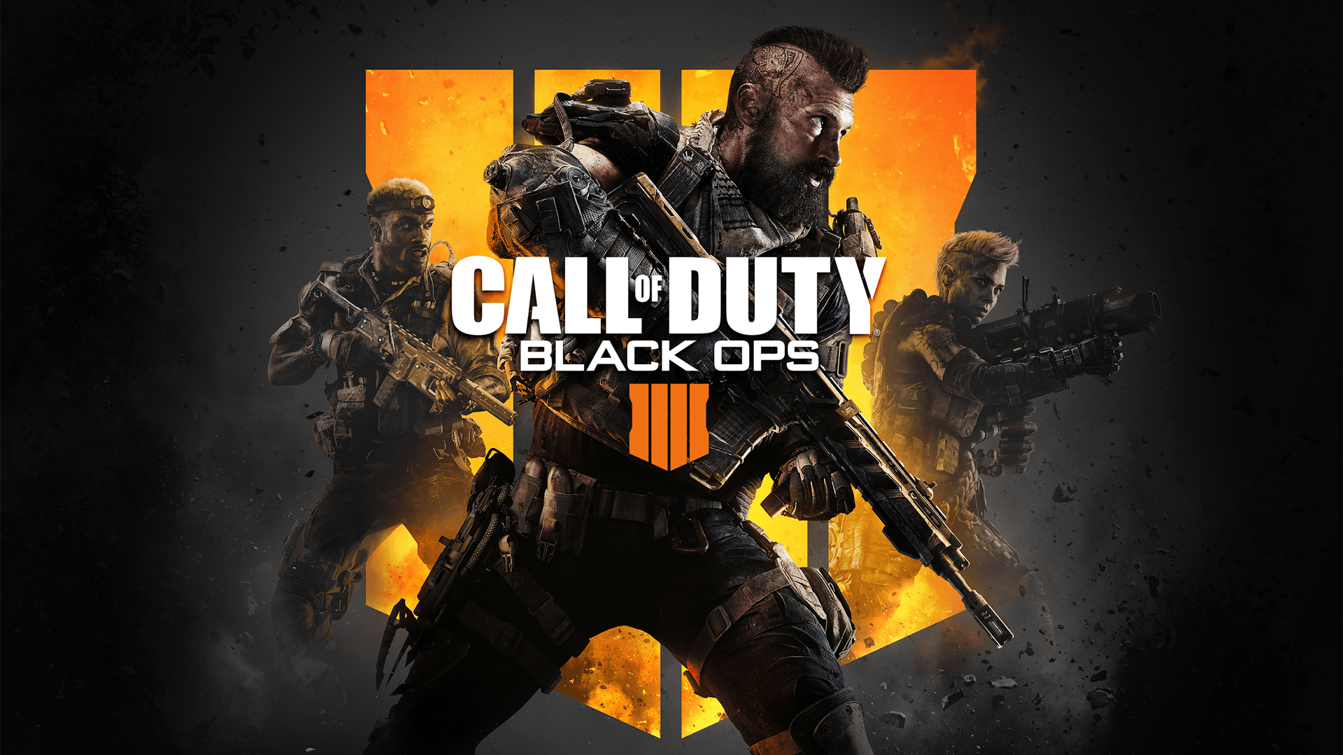 Call of Duty Black Ops 4 Wallpapers