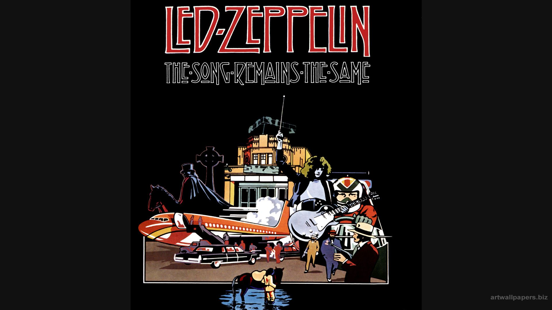Led Zeppelin Wallpapers Top Free Led Zeppelin Backgrounds