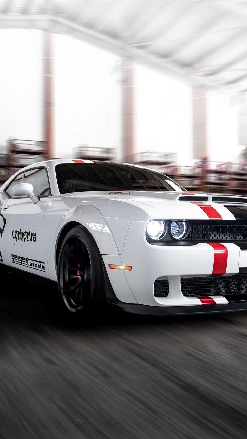 Dodge Hellcat Wallpapers Top Free Dodge Hellcat Backgrounds Wallpaperaccess