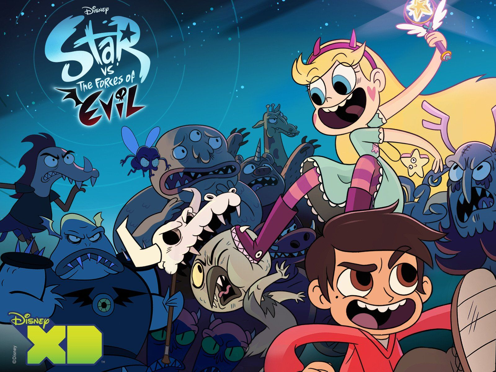 Star vs the Forces of Evil Wallpapers - Top Free Star vs ...
