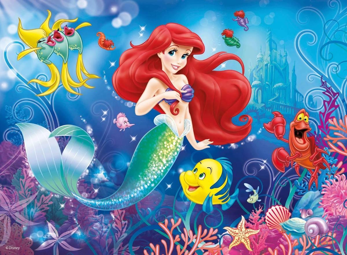 Little Mermaid Wallpapers Top Free Little Mermaid