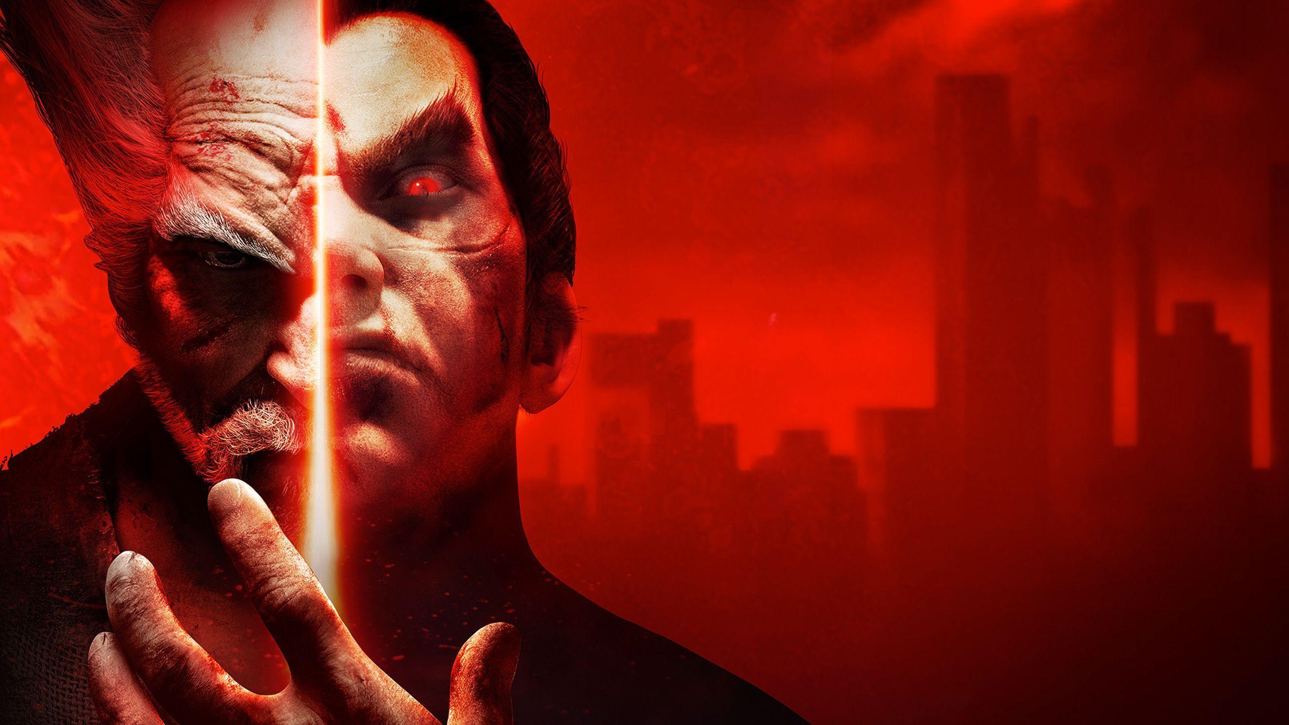 Tekken 7 Wallpapers Top Free Tekken 7 Backgrounds