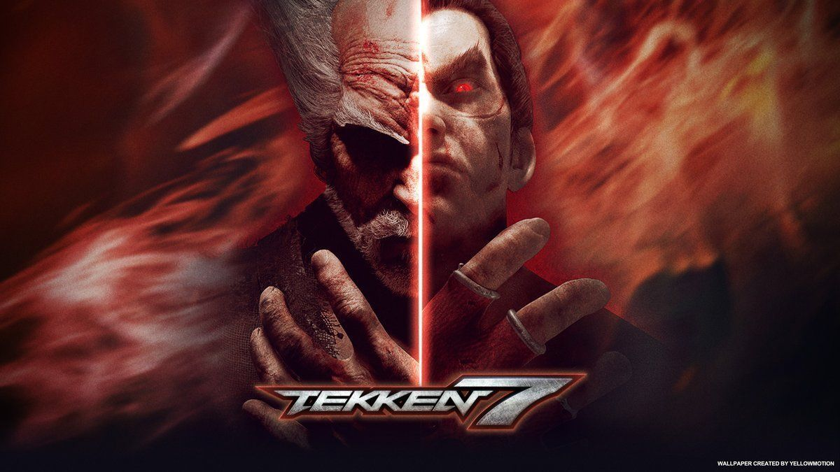 Tekken 7 Wallpapers Top Free Tekken 7 Backgrounds Wallpaperaccess