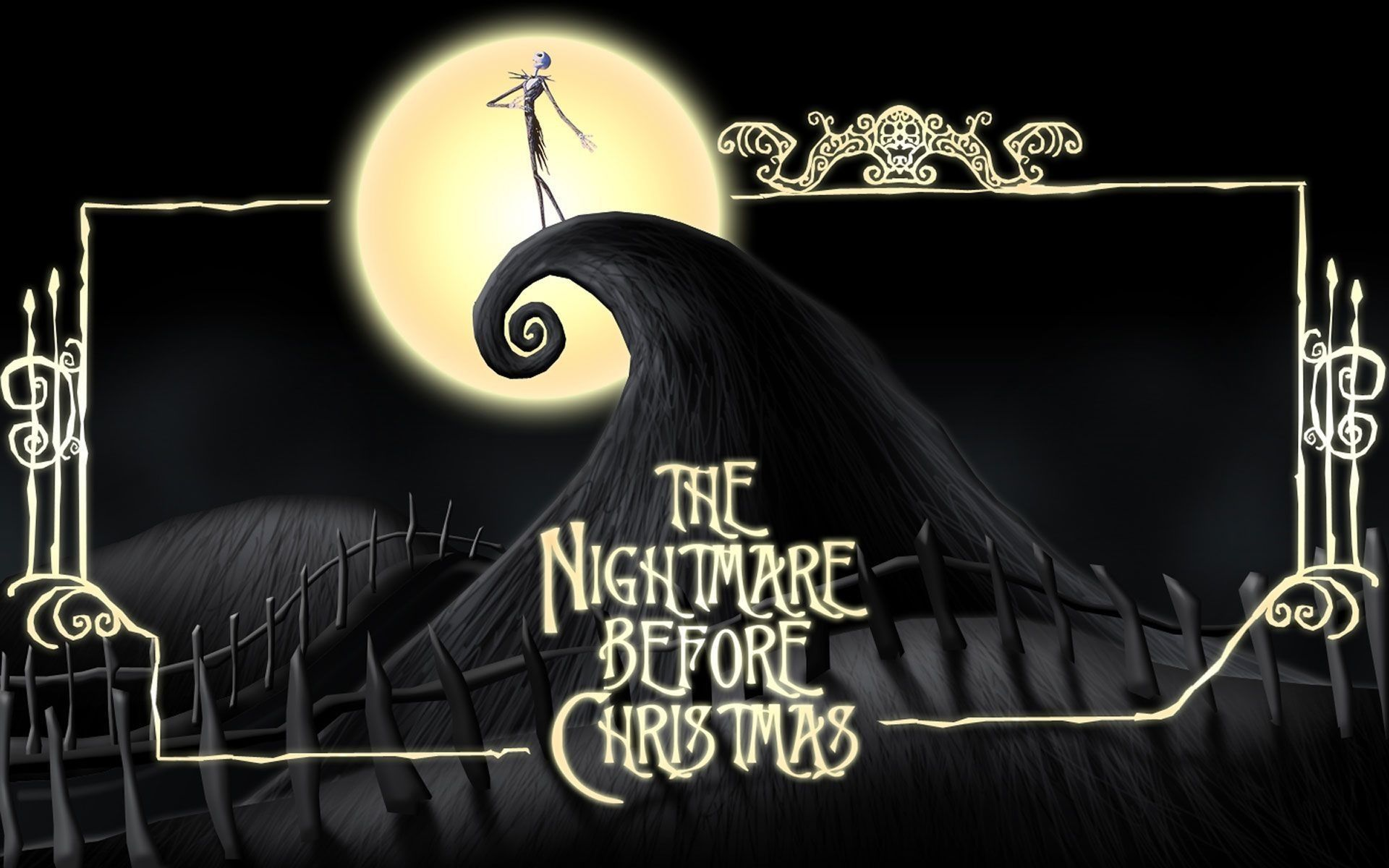 Nightmare Before Christmas Wallpapers Top Free Nightmare