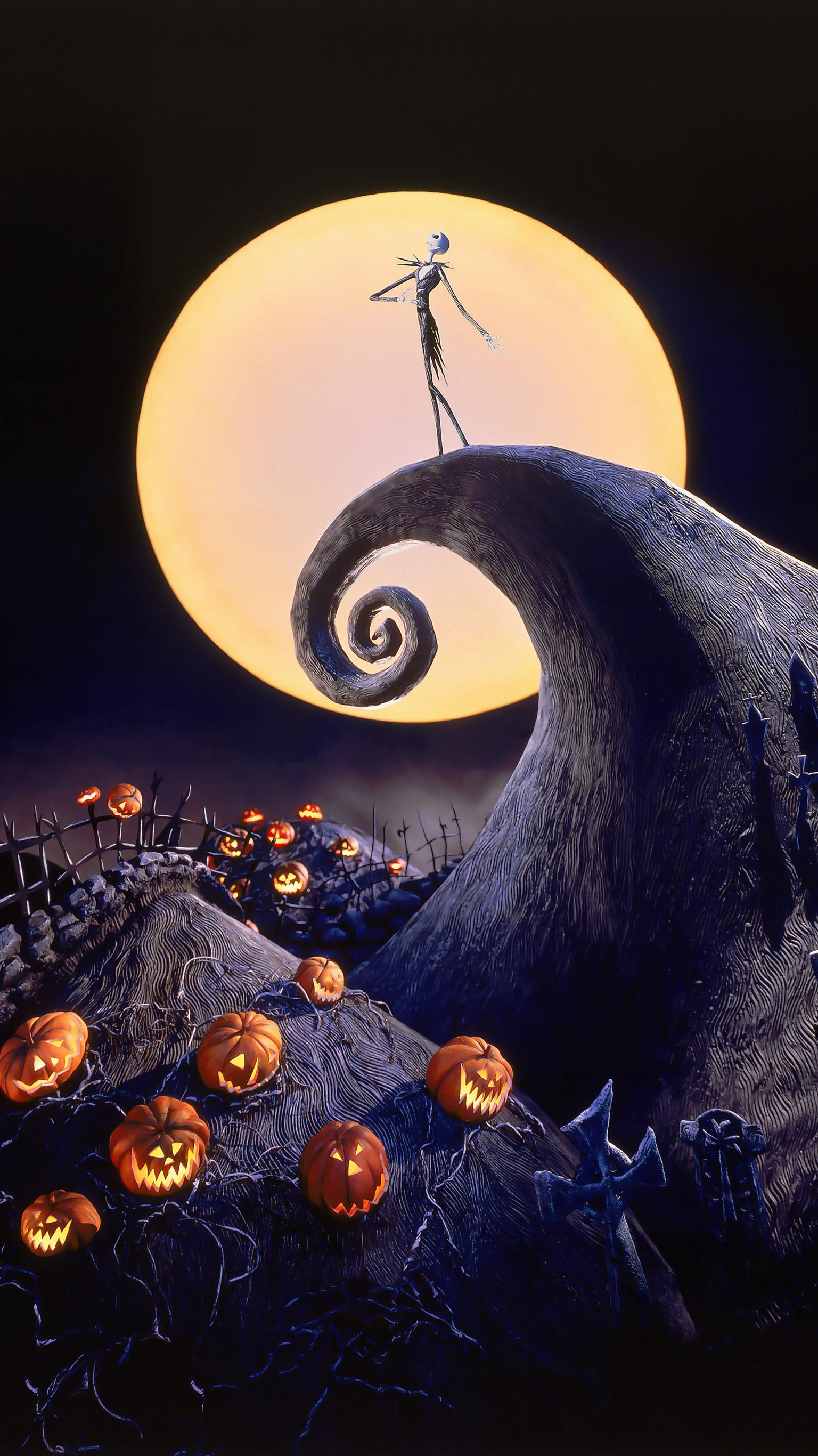 The Nightmare Before Christmas Wallpapers Top Free The Nightmare