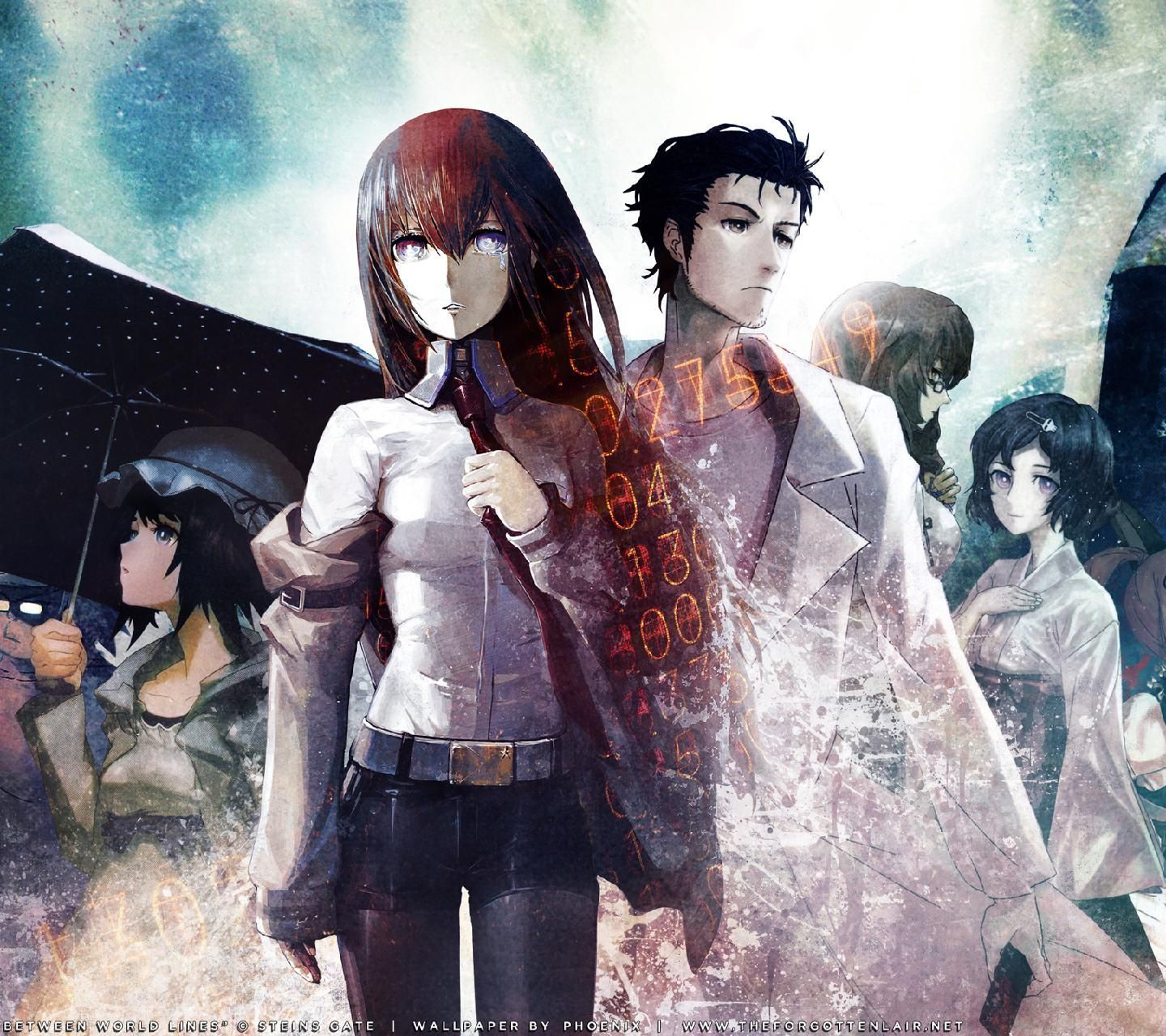 Steins Gate Wallpapers Top Free Steins Gate Backgrounds