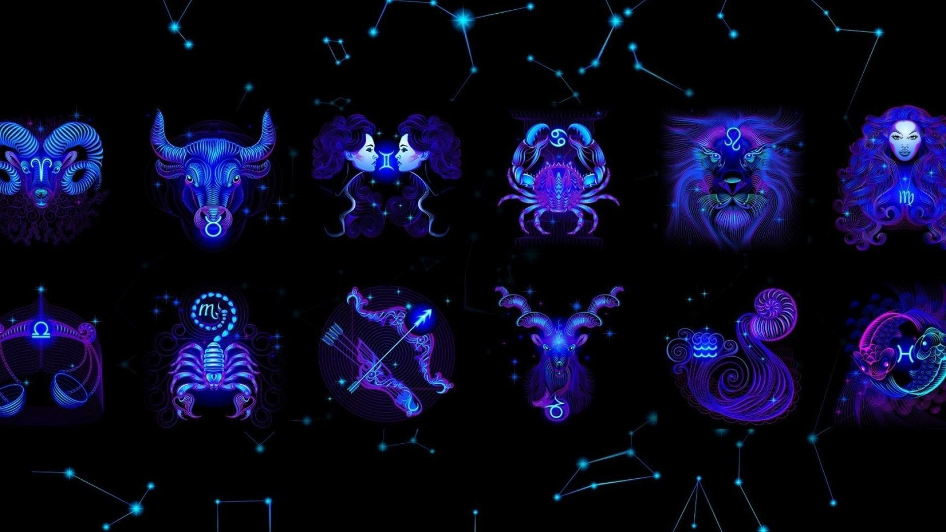 Horoscope Wallpapers Top Free Horoscope Backgrounds Wallpaperaccess