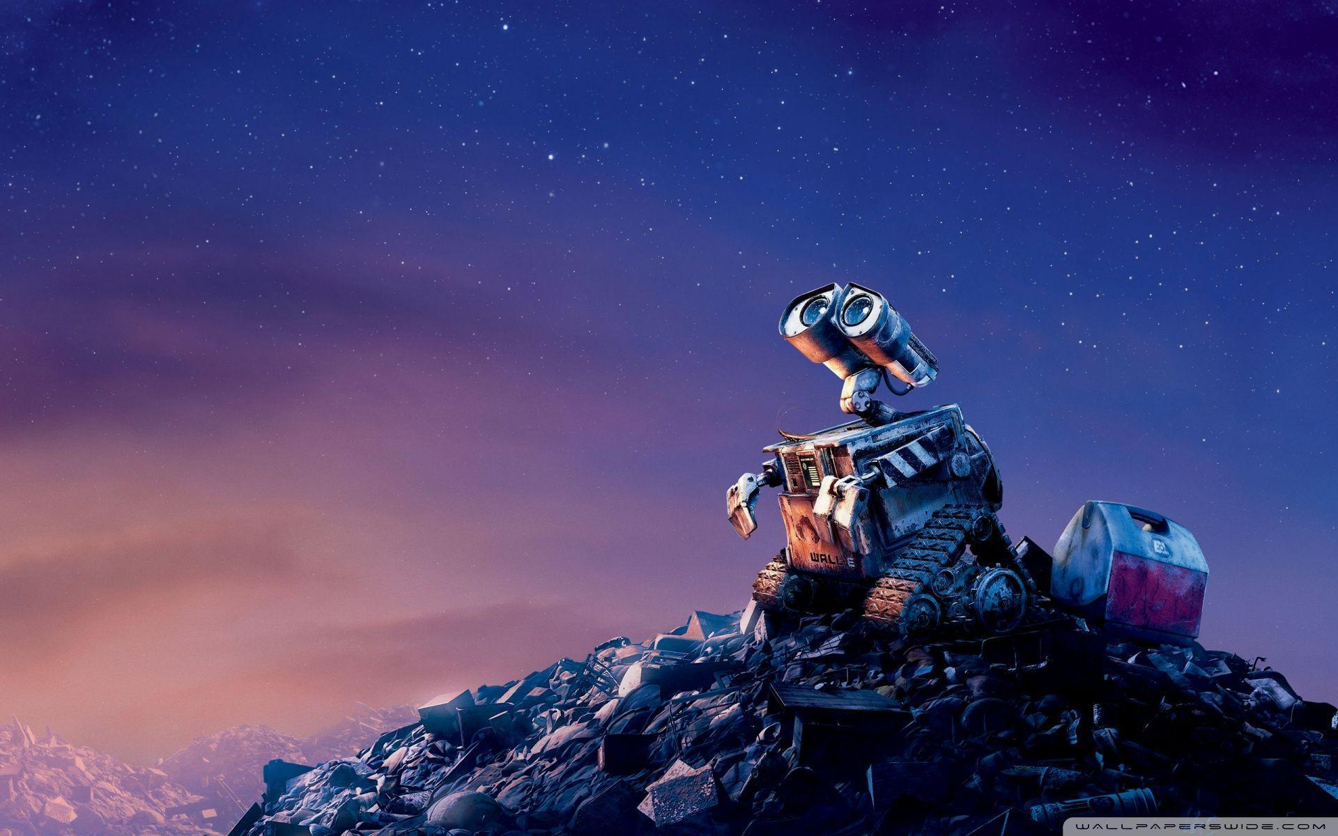 Wall E Wallpapers Top Free Wall E Backgrounds Wallpaperaccess