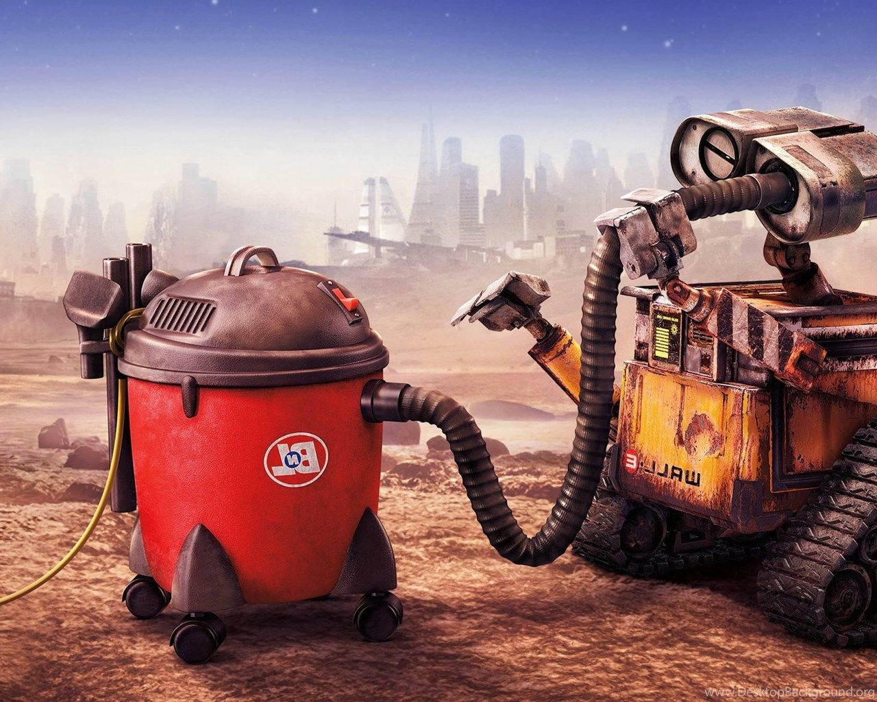 Wall E Wallpapers Top Free Wall E Backgrounds