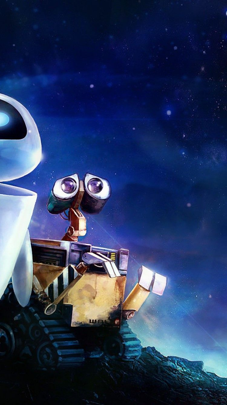 Wall-E iPhone Wallpapers - Top Free Wall-E iPhone Backgrounds
