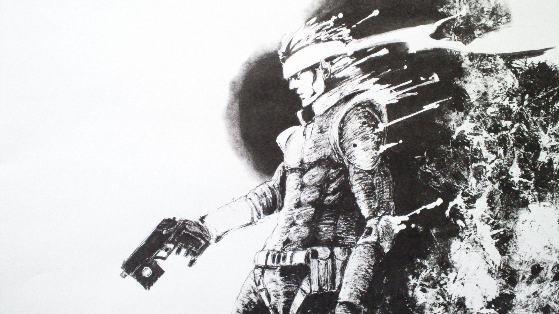 Metal Gear Solid Wallpapers Top Free Metal Gear Solid