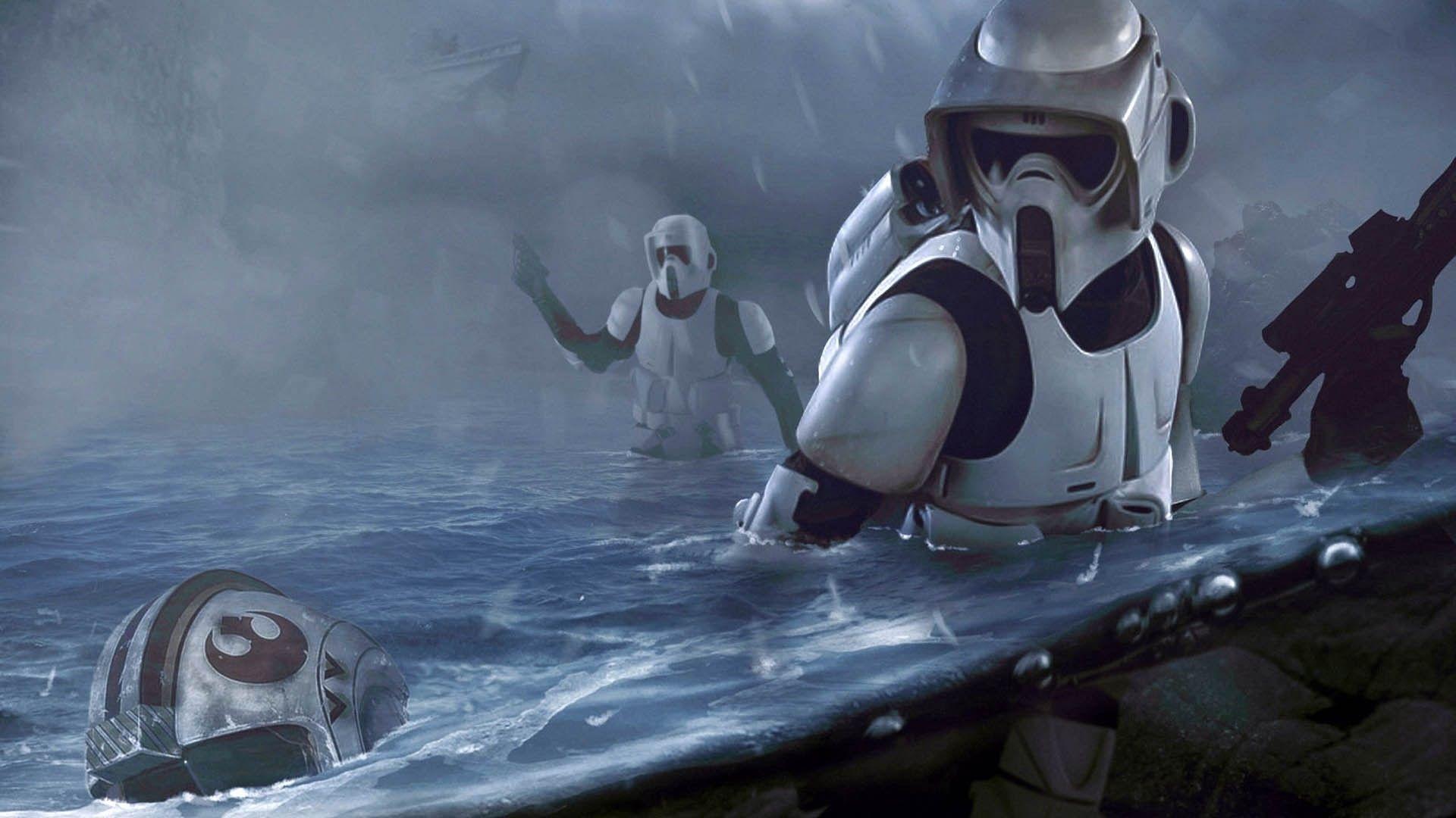 Star Wars Clone Troopers Wallpapers Top Free Star Wars