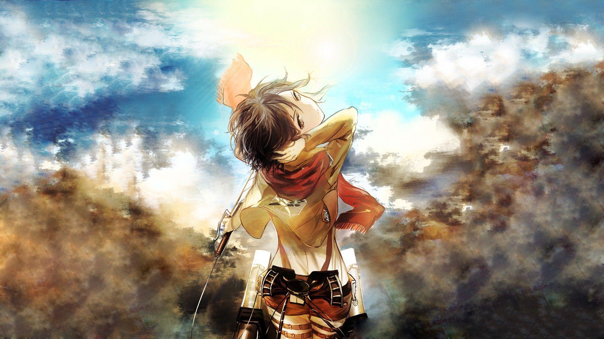 Download 9000+ Wallpaper Anime Art Hd HD