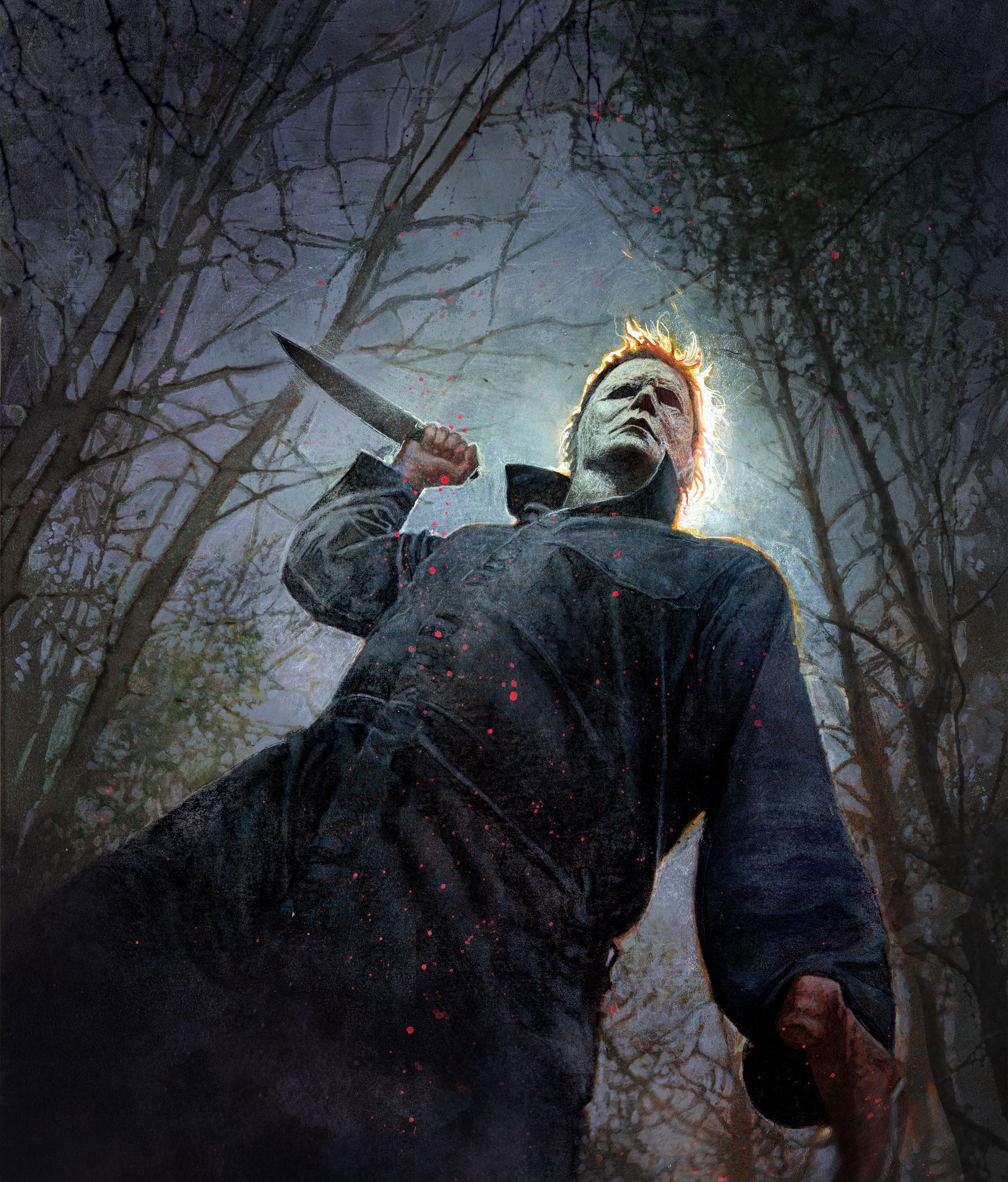 4K Horror Wallpapers - Top Free 4K Horror Backgrounds ...