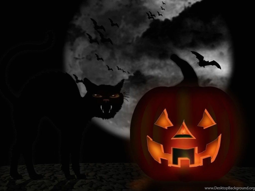 For My Desktop Halloween Wallpapers Top Free For My