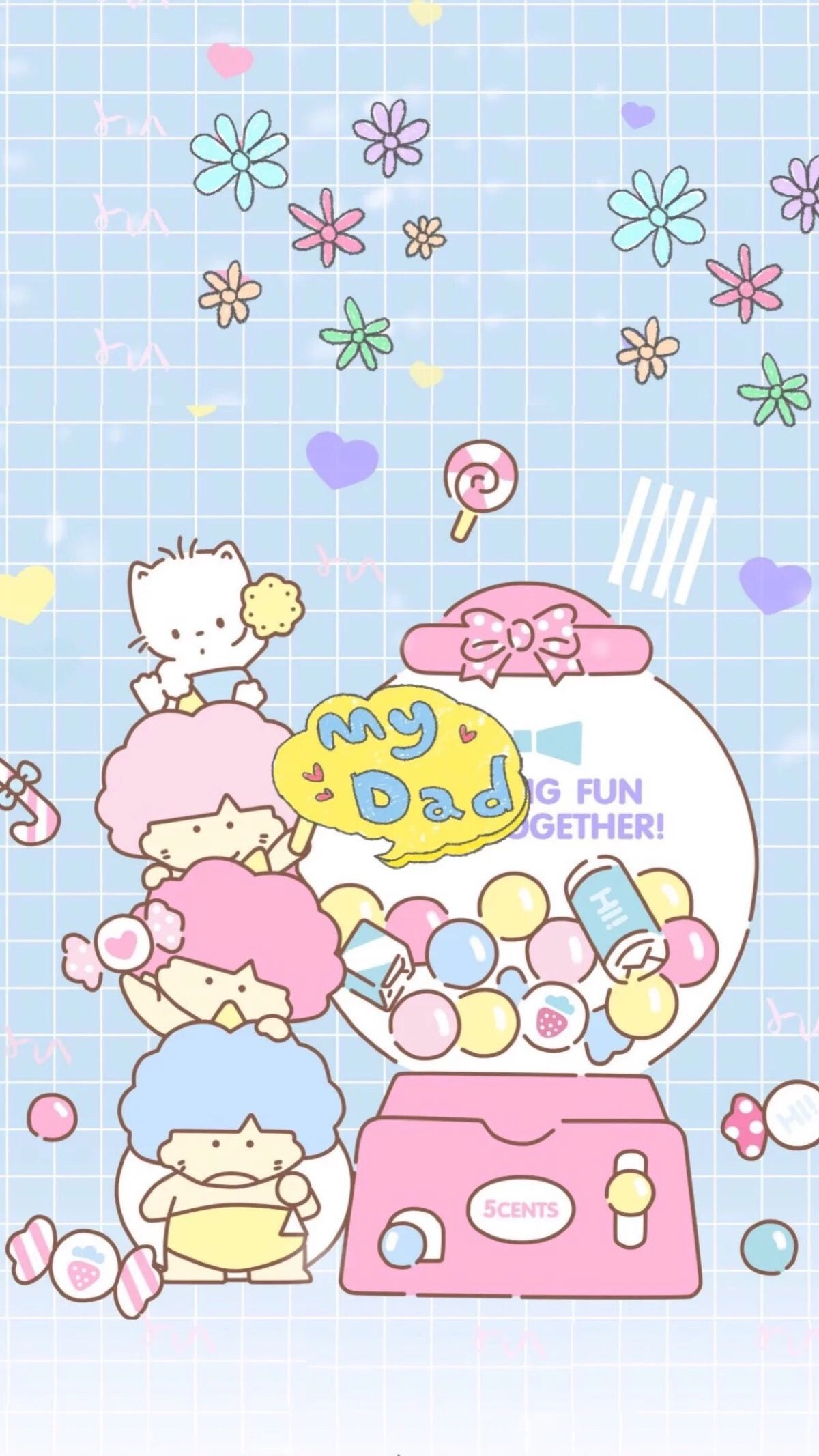 Cute Sanrio Wallpapers Top Free Cute Sanrio Backgrounds