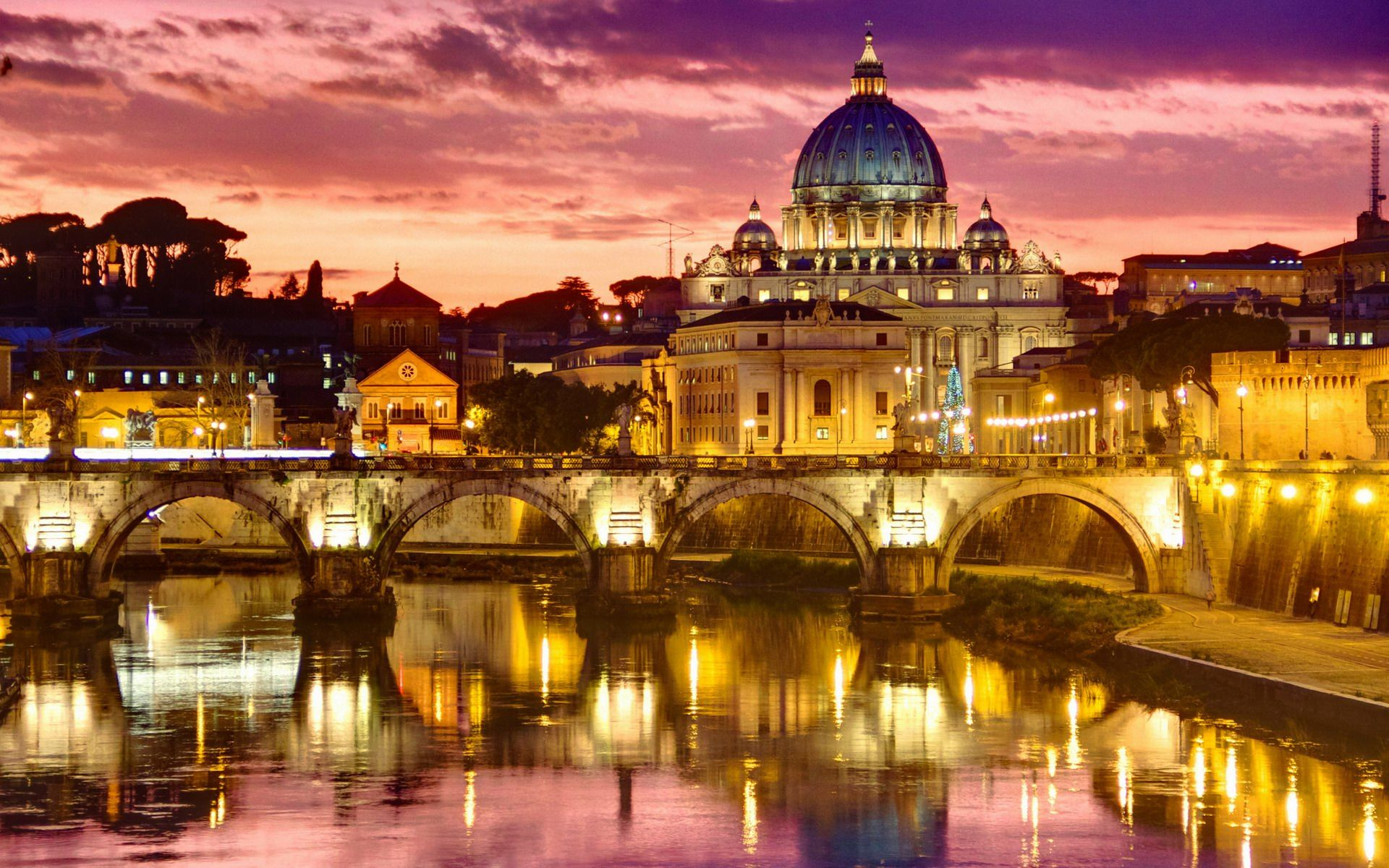 Top Absolute Best Views of Rome That Will Blow Your