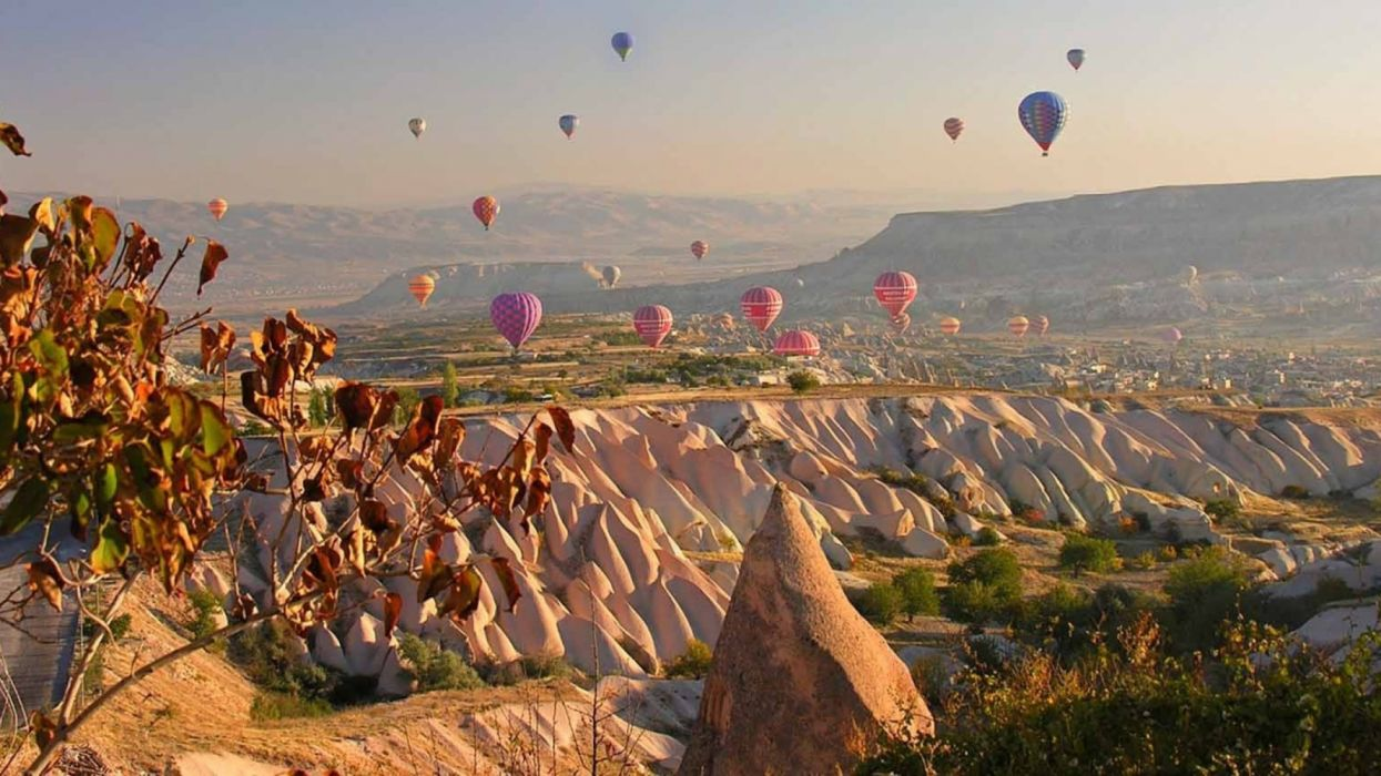 Turkey Scenery Wallpapers - Top Free Turkey Scenery Backgrounds -  WallpaperAccess